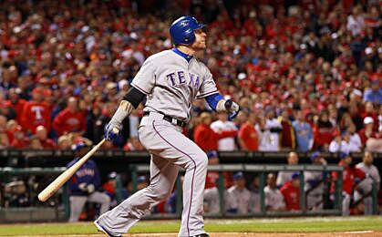 08639c385 Texas Rangers  Josh Hamilton to be inducted into Rangers Hall of Fame