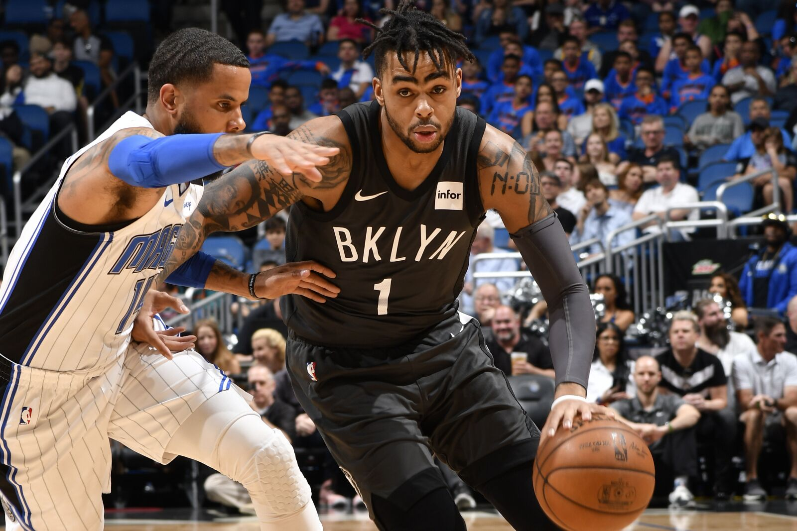 Brooklyn Nets: 3 things to watch in 1st meeting with Orlando