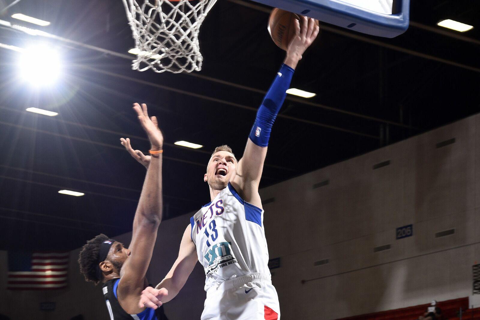 24741ec9c2e Long Island Nets hold off Raptors 905 for key road win