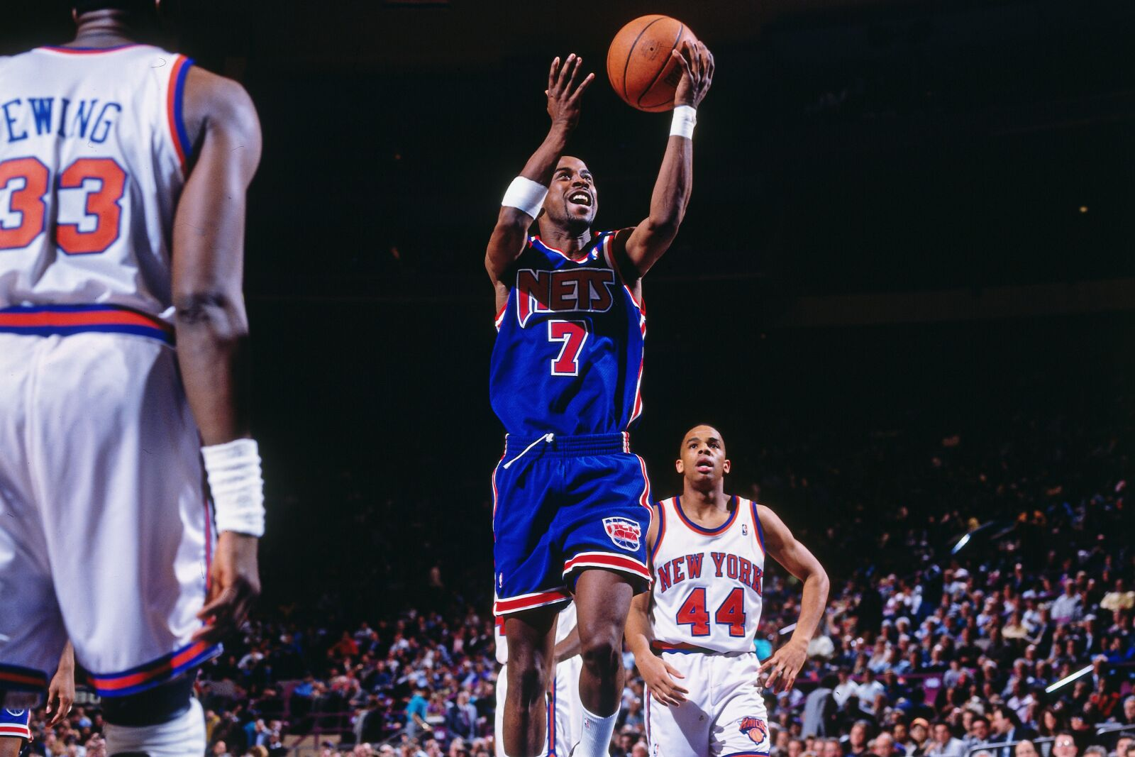 bdeab18b5996 Brooklyn Nets  Former All-Star Kenny Anderson recovering from stroke