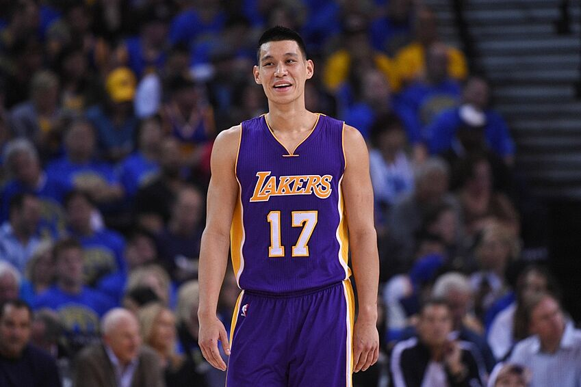 reputable site 3966f bedb6 Jeremy Lin Has the Best Hairstyle in the NBA