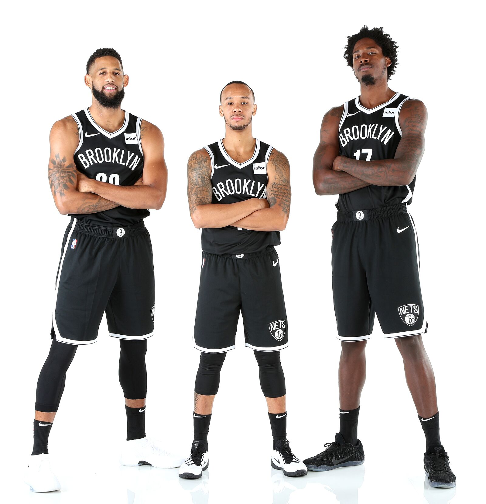 e34c6ad712ec Brooklyn Nets  Projecting the Nets rotation for 2018-19