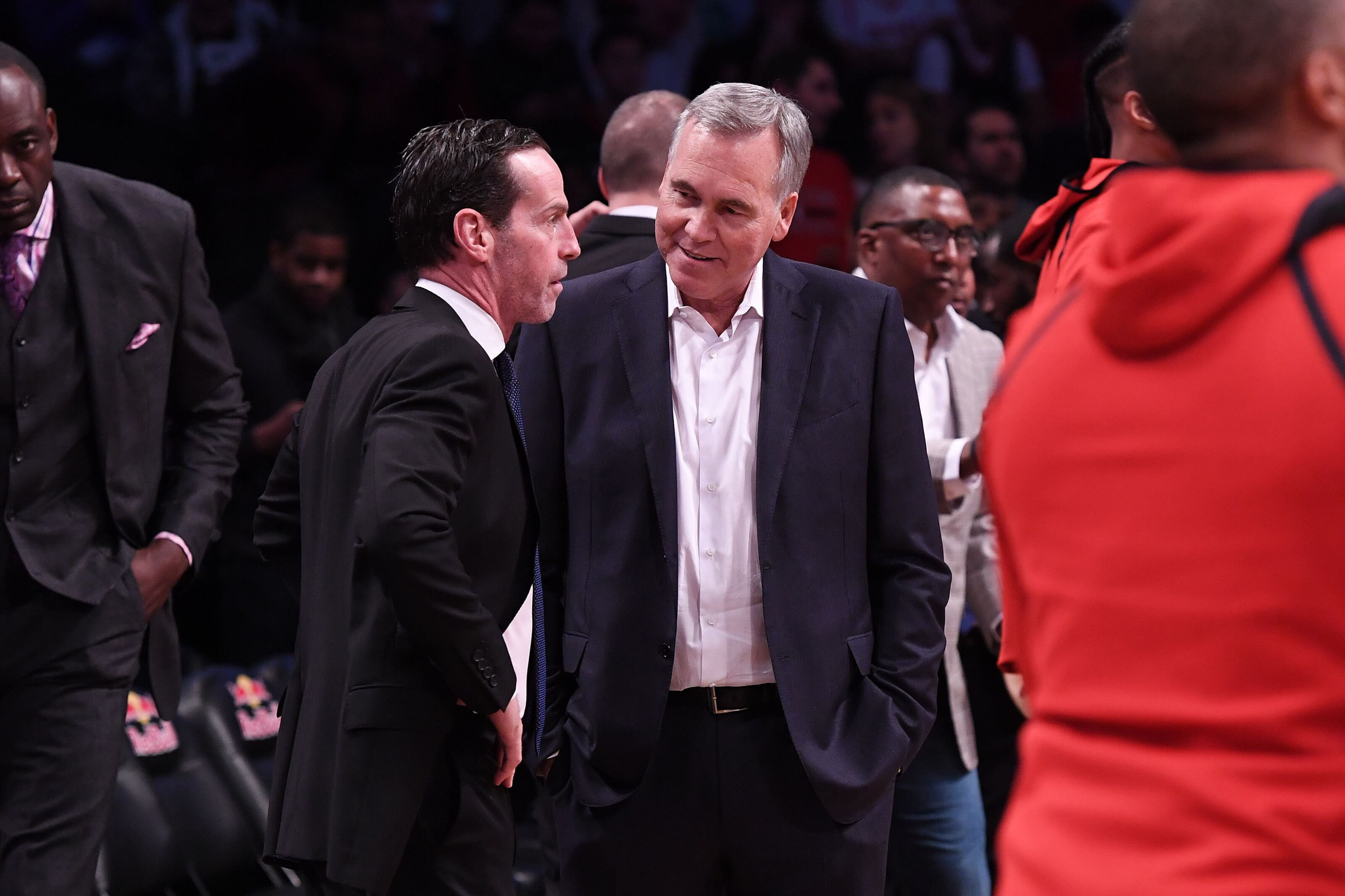 The Brooklyn Nets Could Try A Triangle Offense