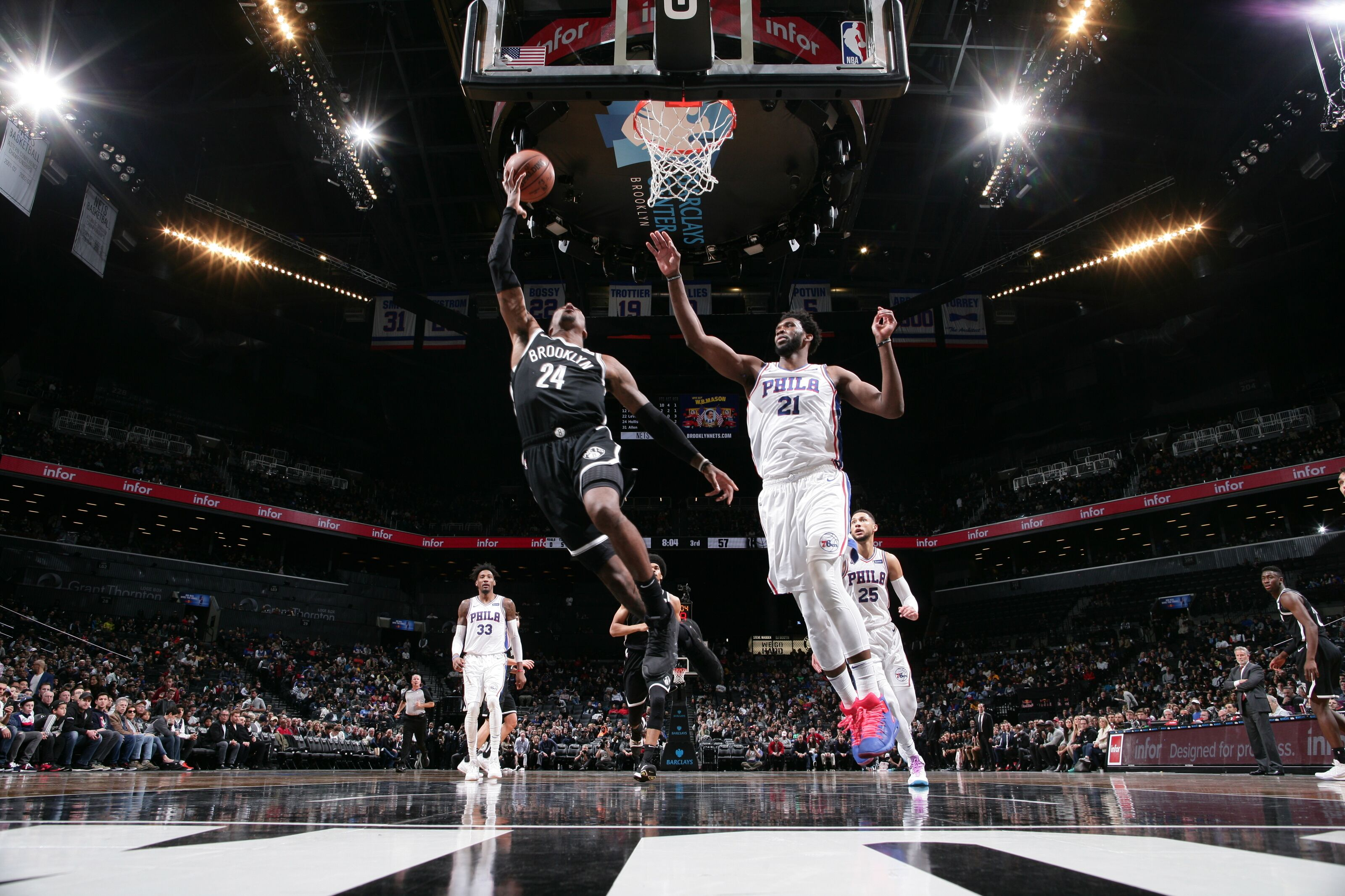 d7112132c Brooklyn Nets  Player grades from getaway win over 76ers - Page 3