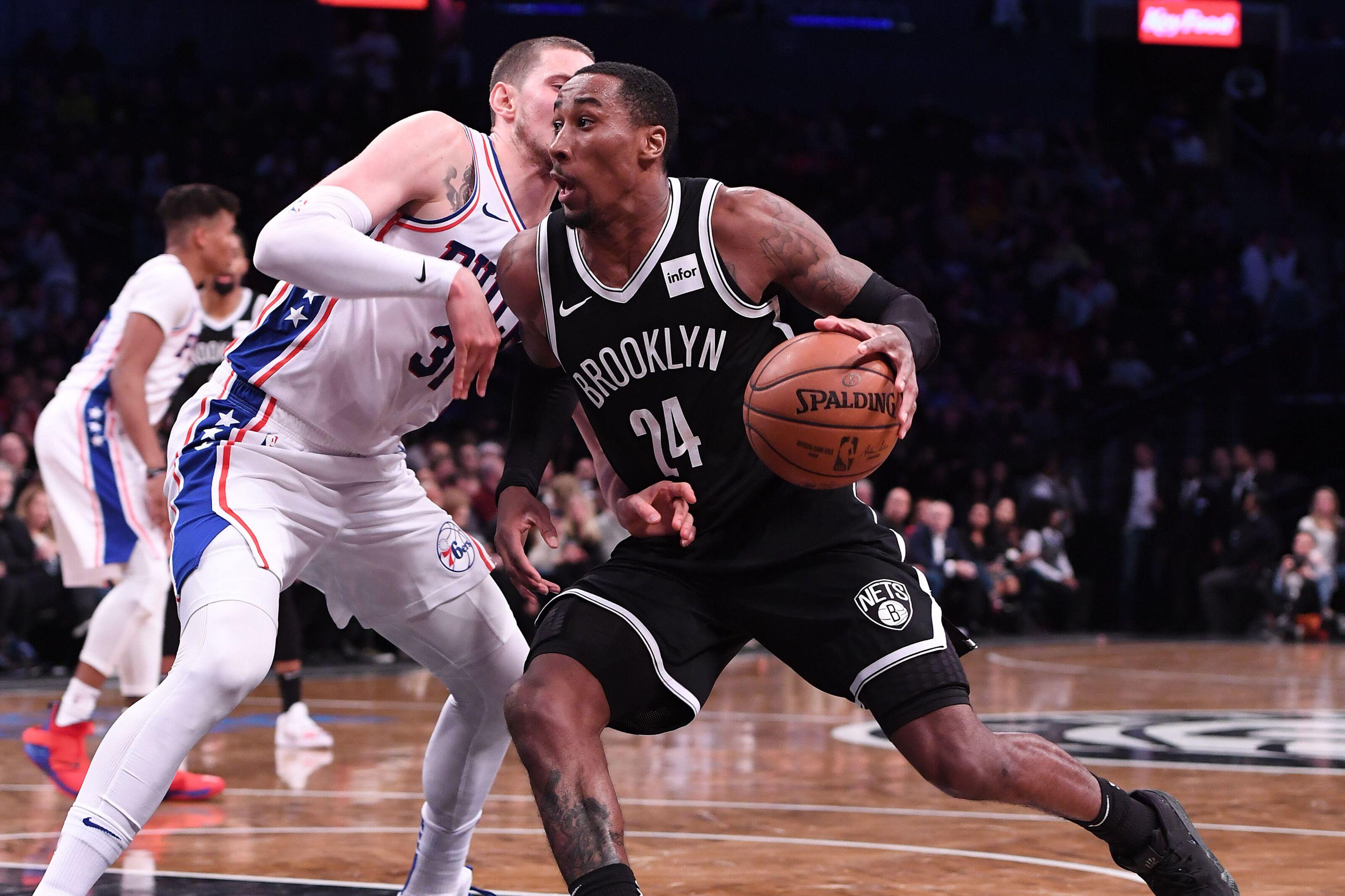Brooklyn Nets: Rondae Hollis-Jefferson needs more minutes