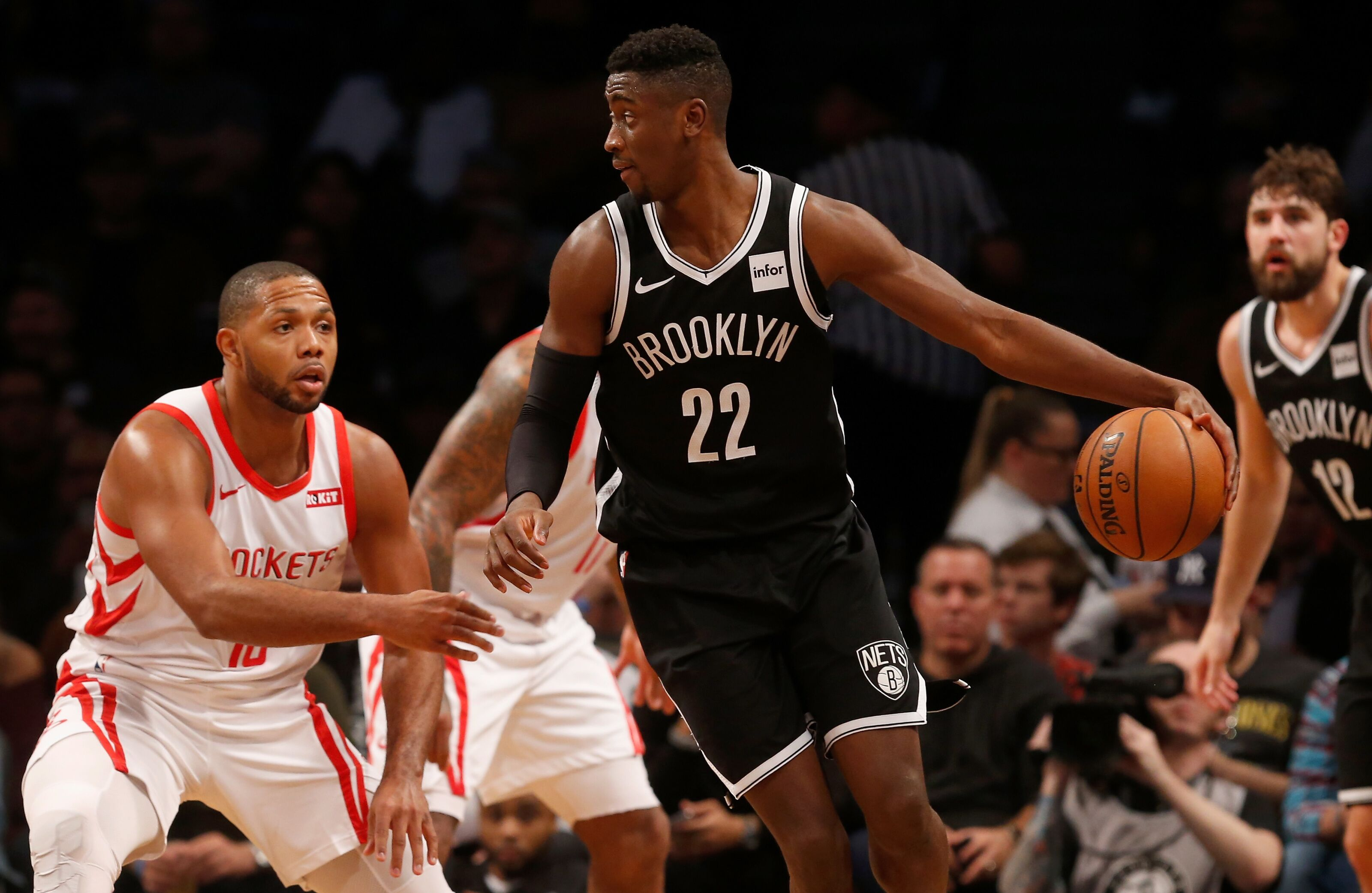 e1eafab25c42 Brooklyn Nets rumors  Caris LeVert could be back before break