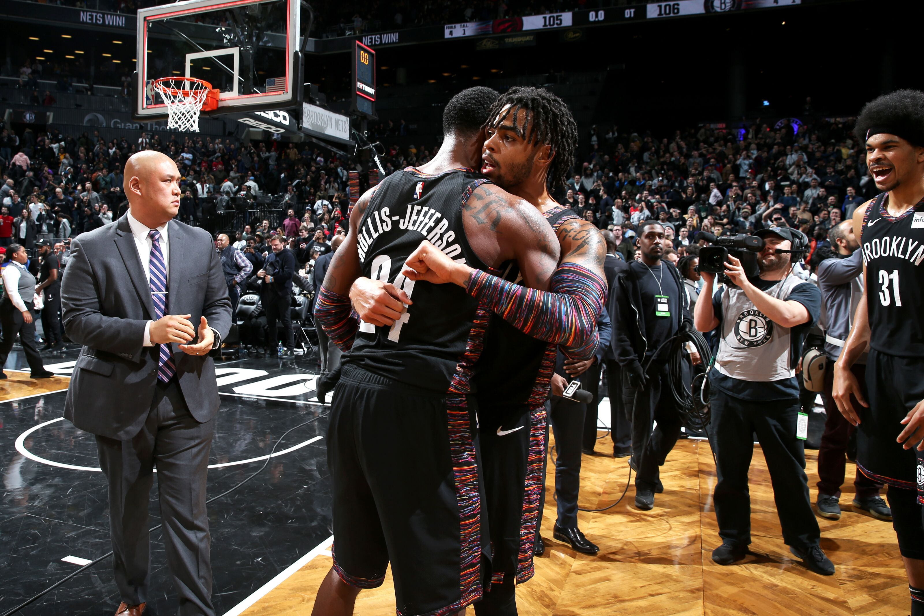 523a71e03 Brooklyn Nets: Early season work makes March meaningful