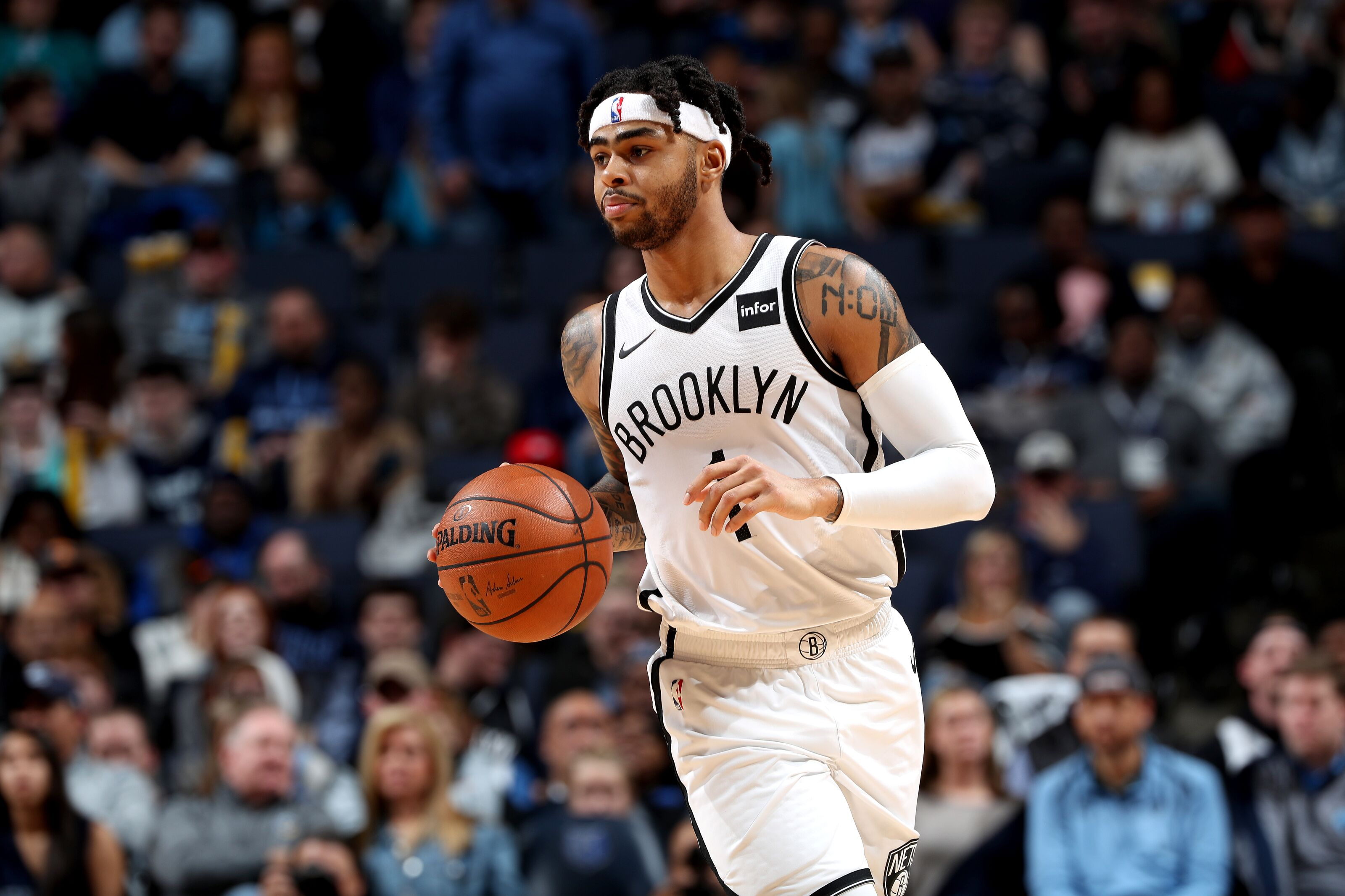 Brooklyn Nets: D'Angelo Russell has proven he's future of Nets