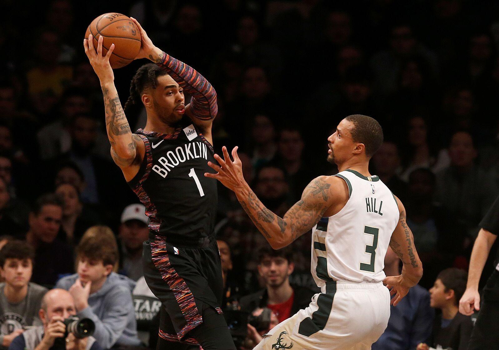 2bcf39dd5b4b Brooklyn Nets  3 things to watch against battered Bucks