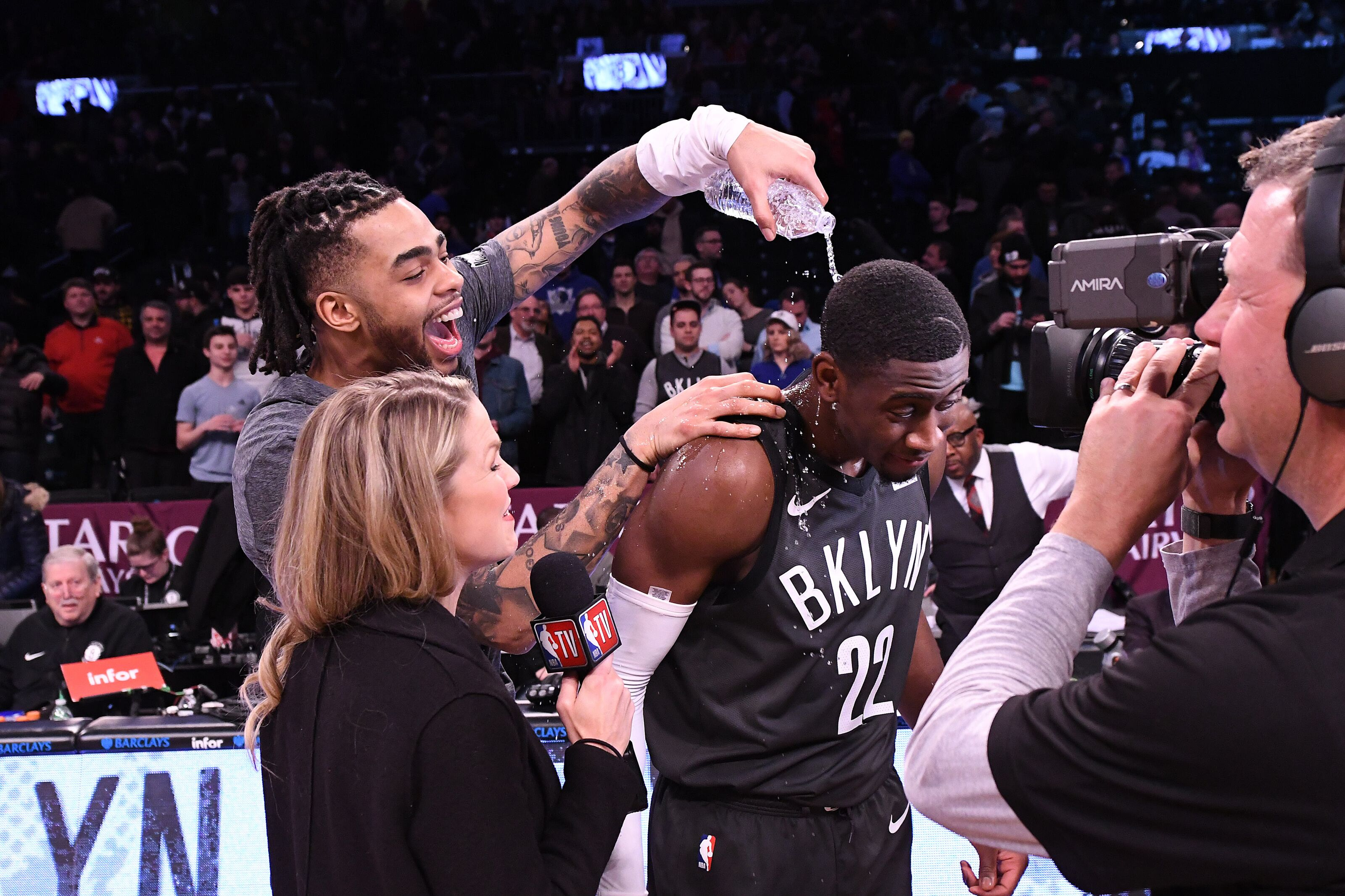 Brooklyn Nets: 5 Quick Thoughts on LeVert's Birthday Gift