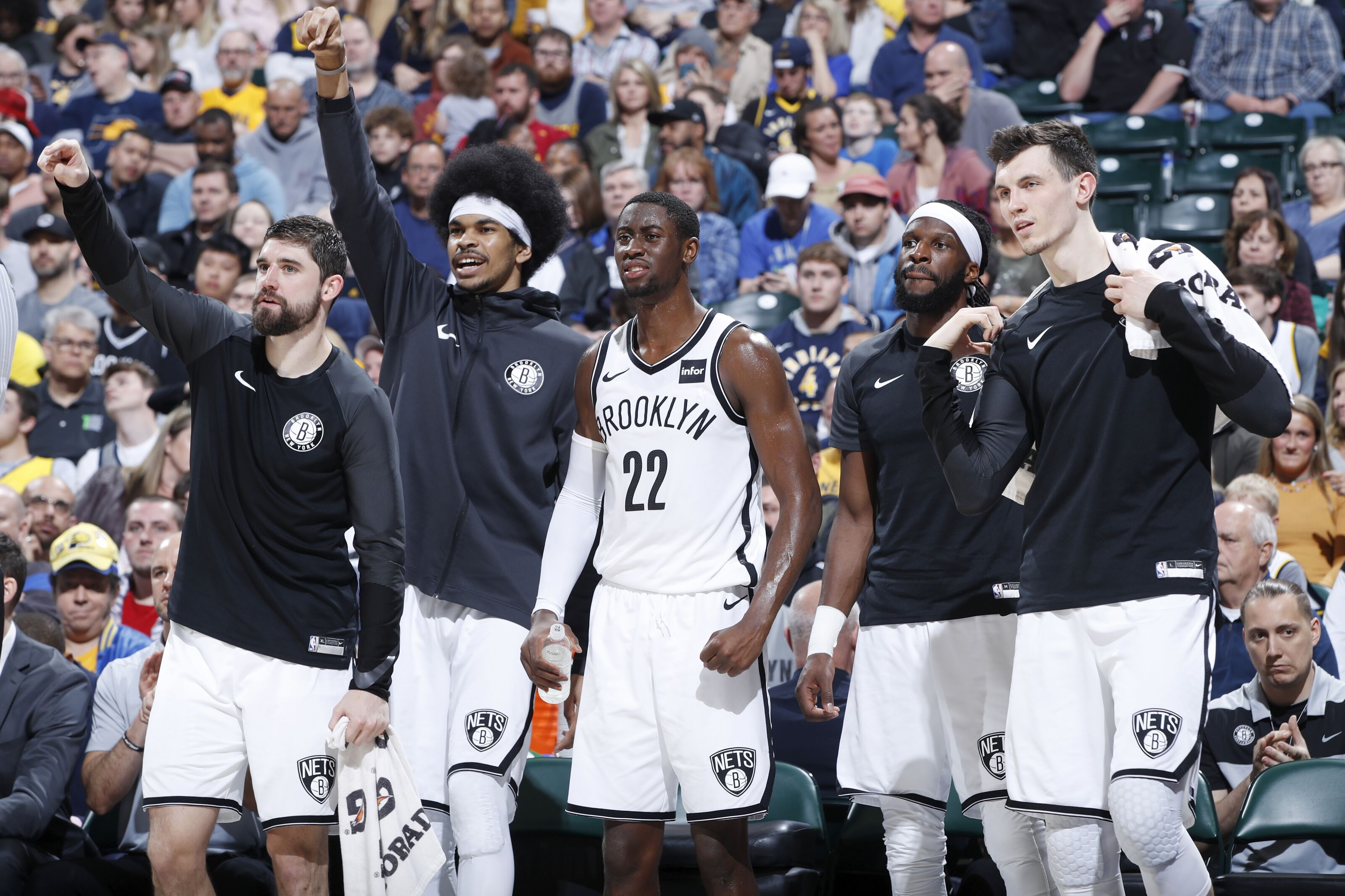 The Brooklyn Nets: The Caris and Harris Crisis