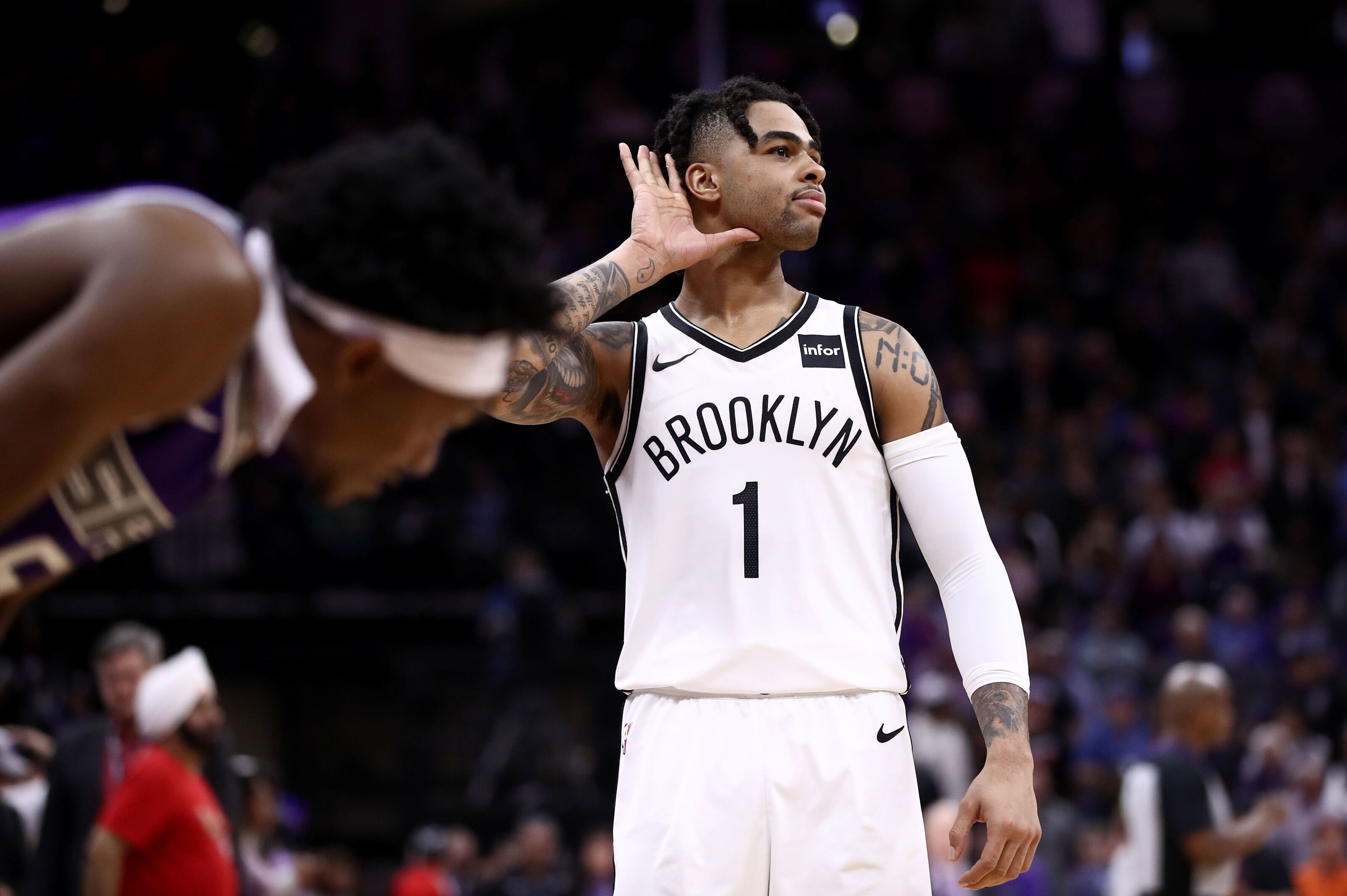 Brooklyn Nets: Legend of D'Angelo Russell gets a new chapter