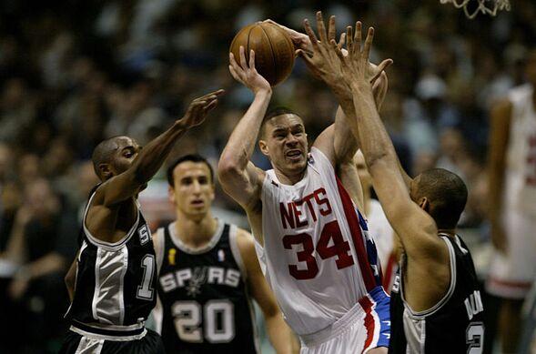 new concept db44b a6904 Brooklyn Nets: 10 best Nets from 3rd NBA decade (1996-2006 ...
