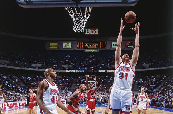 76df07025 Brooklyn Nets  10 best players from 2nd NBA decade (1986-96)