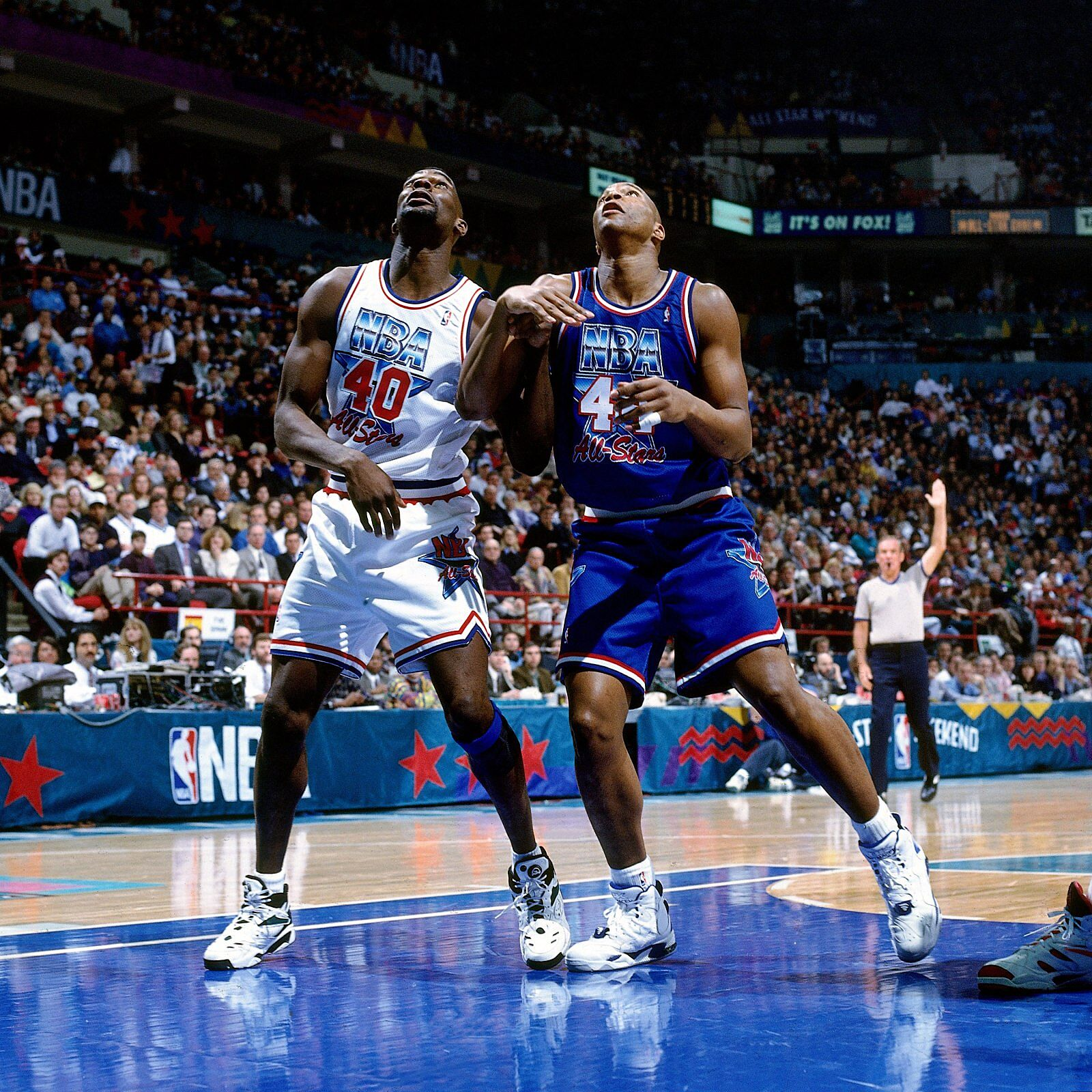 d1c4e9501743 Brooklyn Nets NBA All-Star Game. Brooklyn Nets NBA All-Star Game. Mandatory  Copyright Notice  Copyright 1994 ...