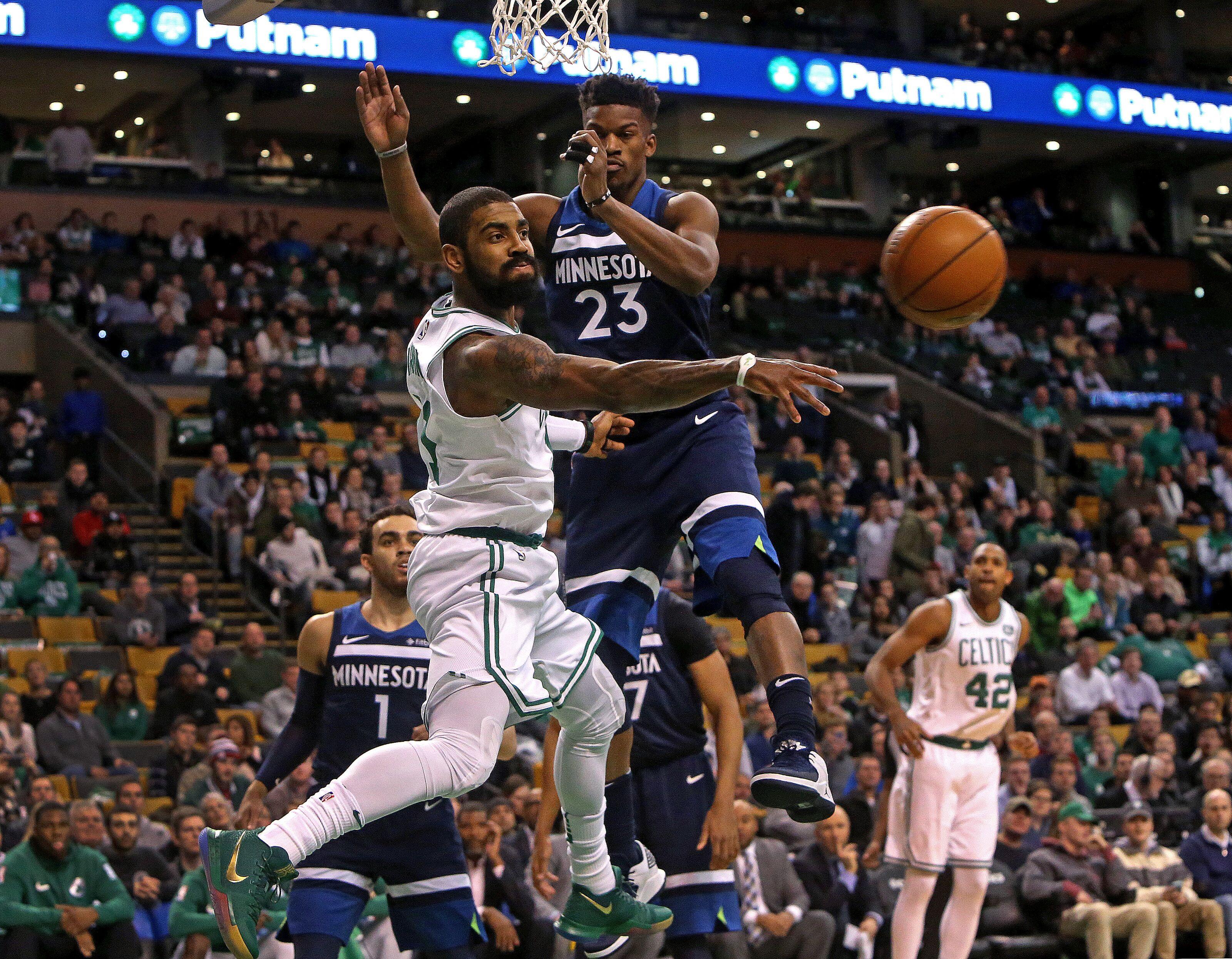 4c3fc432b31e Brooklyn Nets rumors  Kyrie Irving-Jimmy Butler tandem talk resurfaces
