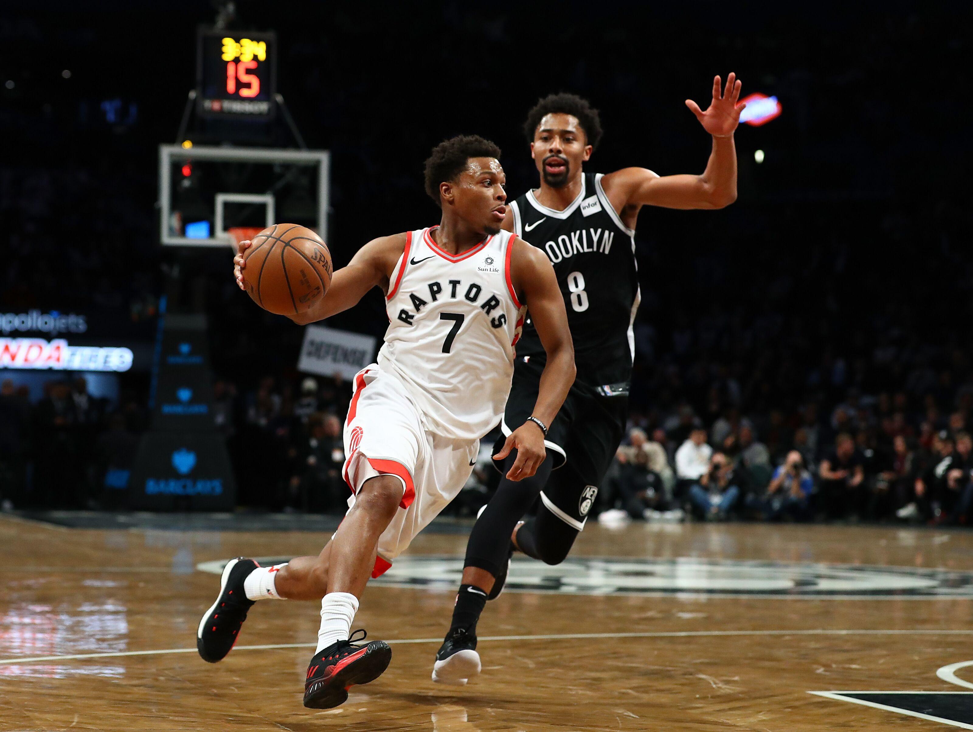 f9ab1a50e337 Brooklyn Nets 2018-19 Primer  Toronto Raptors make big changes