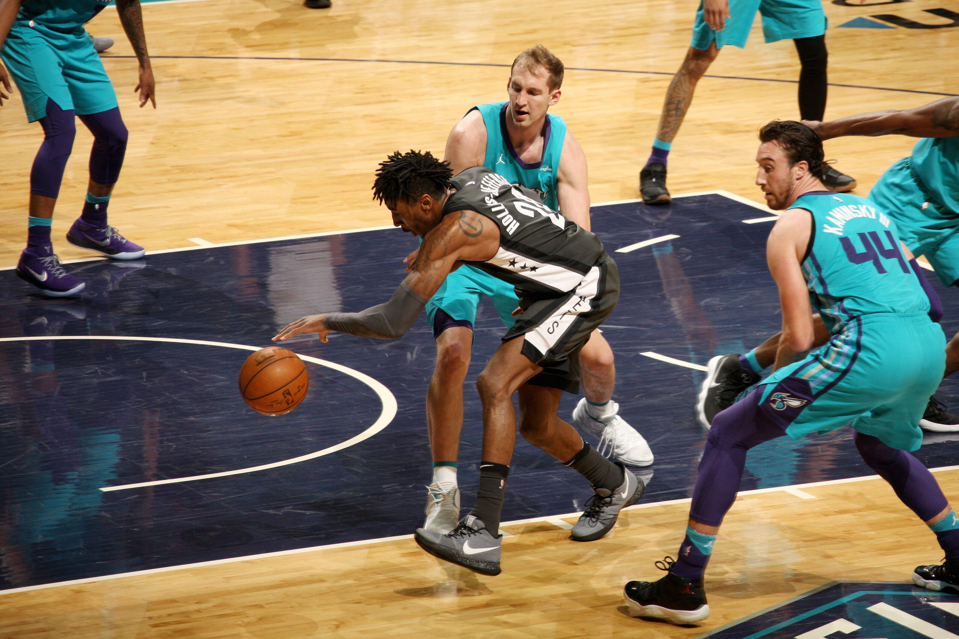 Brooklyn Nets at Charlotte Hornets  TV info 04e9a1ab9