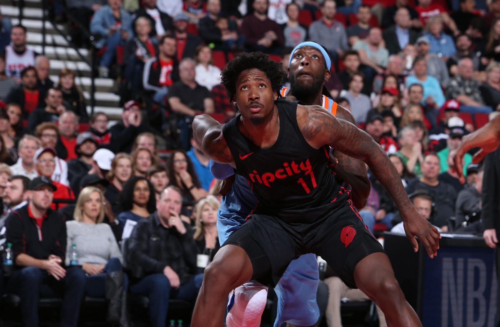 Brooklyn Nets 2018-19 Primer: Ed Davis brings depth to frontcourt
