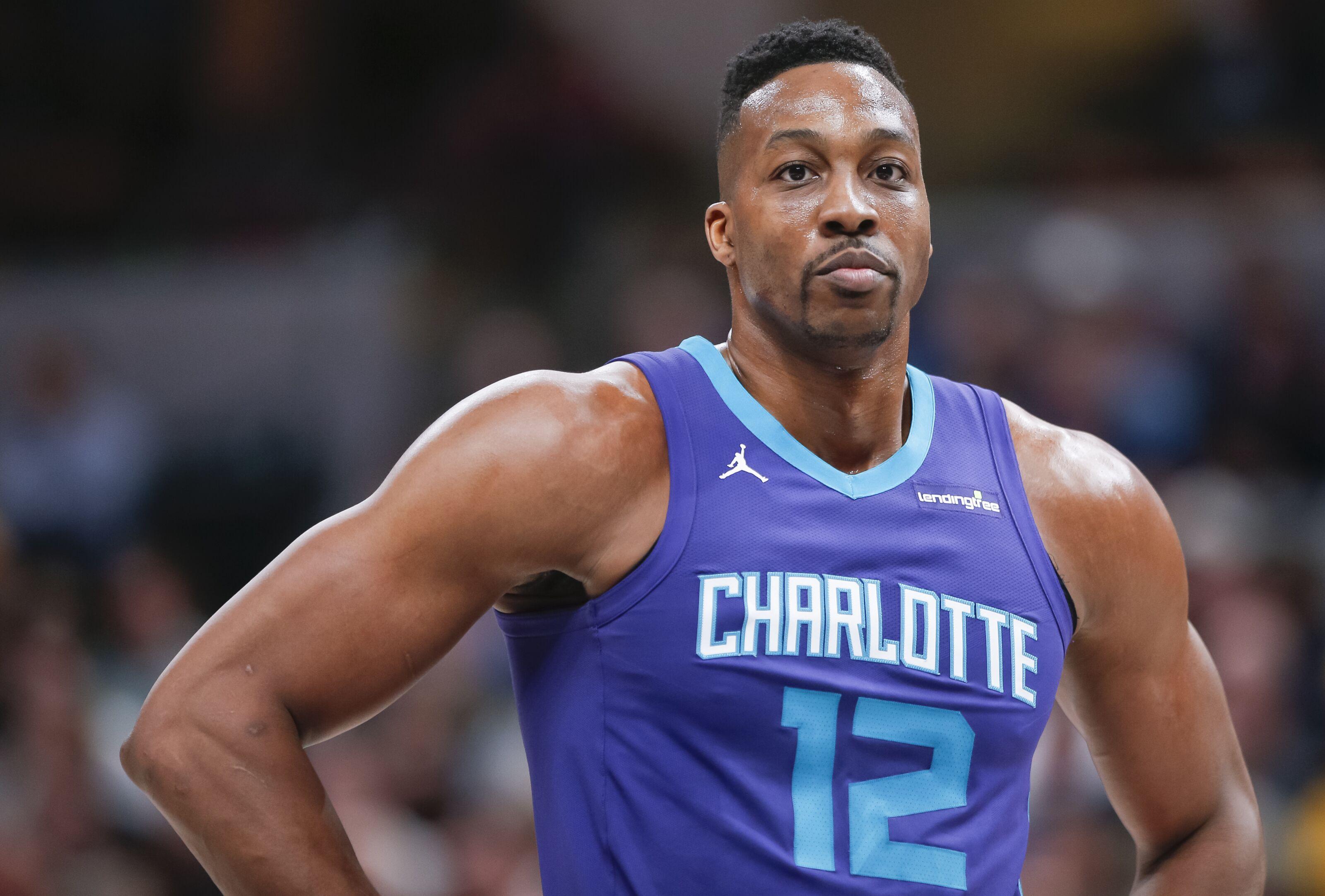 5ba1b73a9d9 Brooklyn Nets rumors  Nets sent  5M to Hornets in Dwight Howard trade
