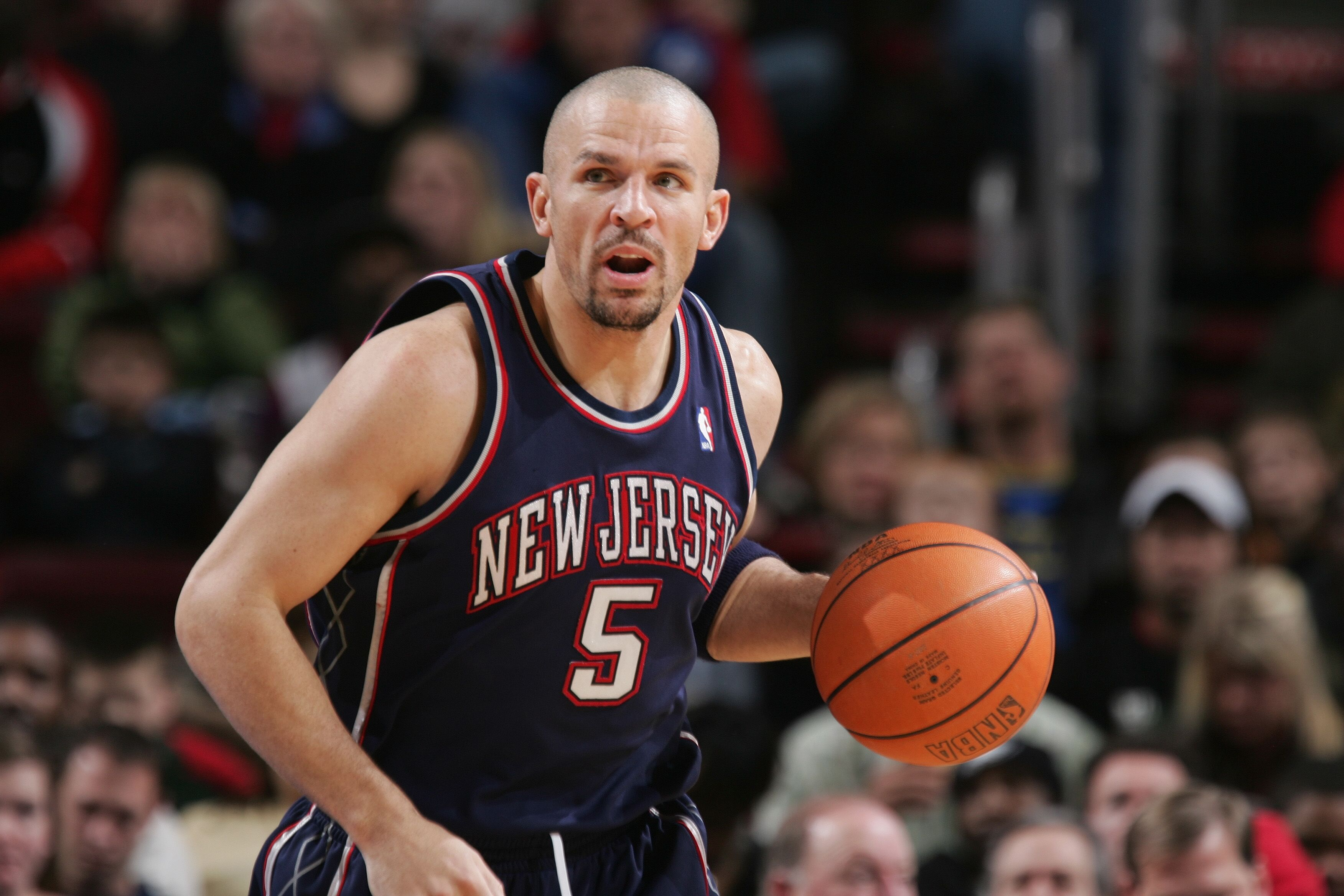 premium selection 2a926 cf6a1 Jason Kidd's Legacy as a Nets Legend as He Heads to the Hall ...