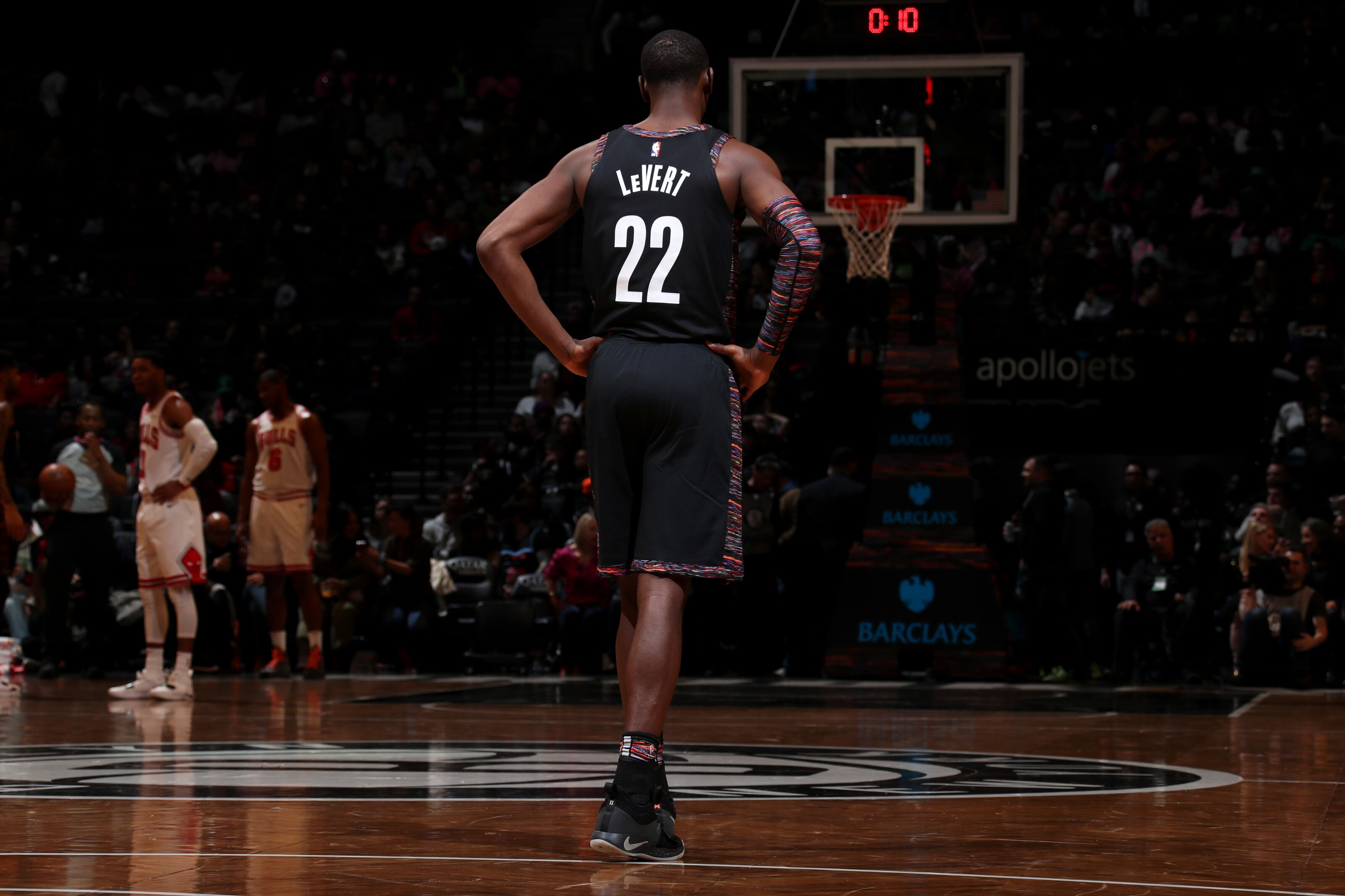 cb25c011d21 Brooklyn Nets  Is it time to panic about the fit of Caris LeVert