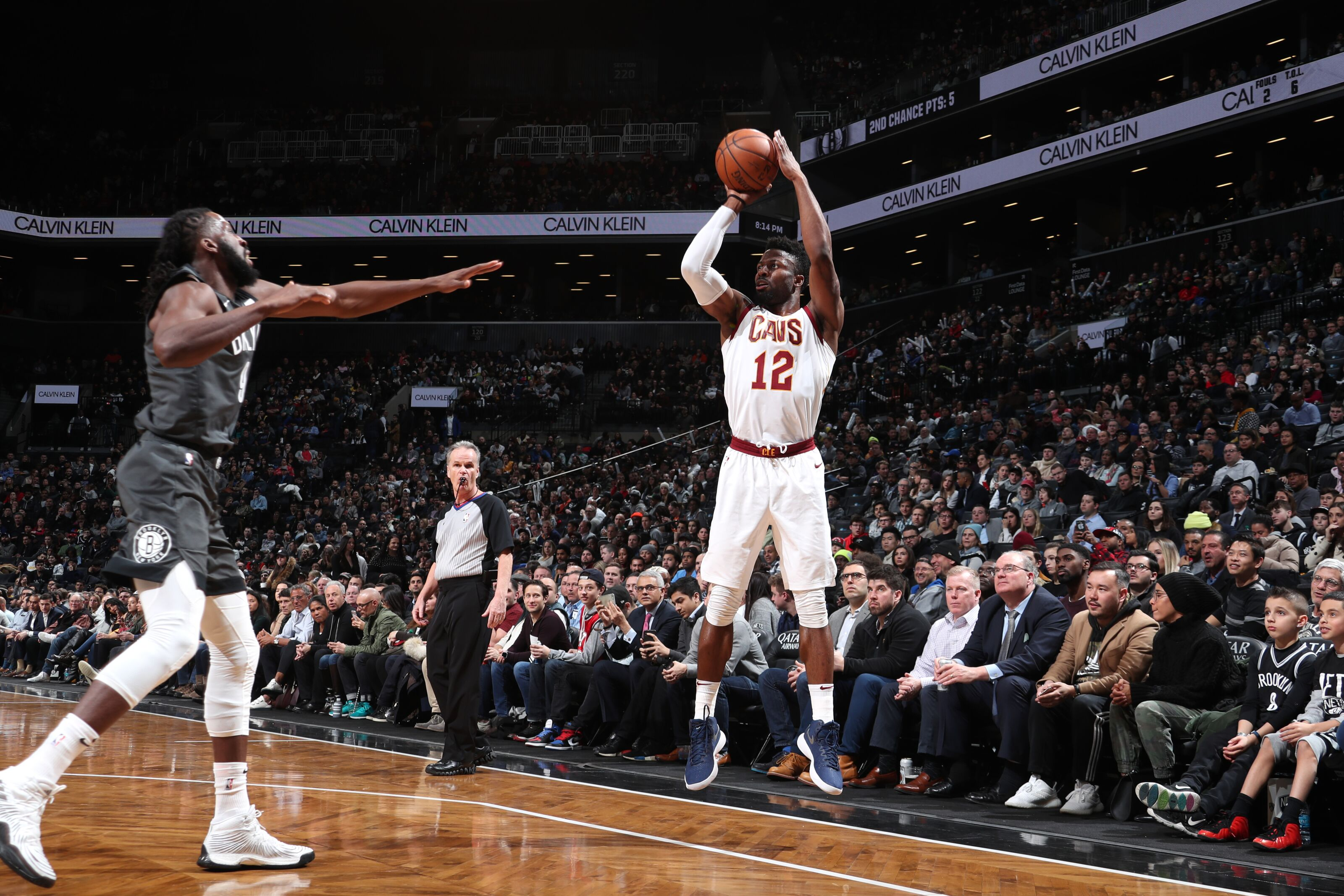 Brooklyn Nets: 3 things David Nwaba brings to the table