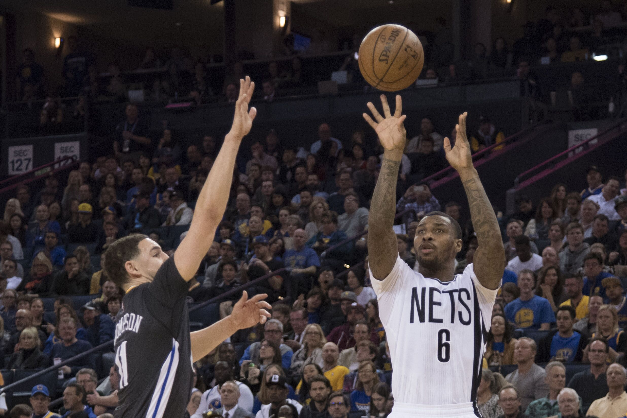 c5c0128fe0a Brooklyn Nets  Where Will Sean Kilpatrick End Up