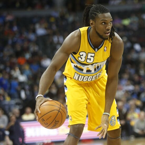 Kenneth Faried Wants To Be A Superstar