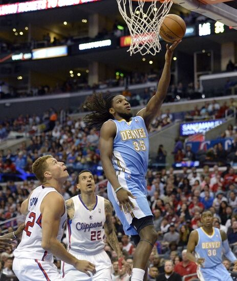 Nuggets X Clippers