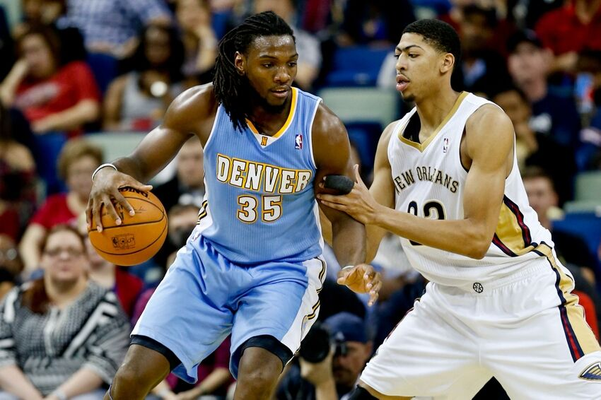 Is Kenneth Faried Better Than Anthony Davis?