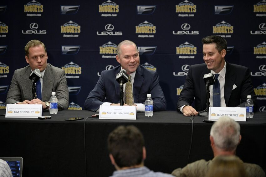 Denver Nuggets 2016 17 Salary Cap Projection
