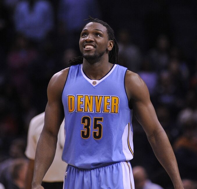 Kenneth Faried At A Crossroads