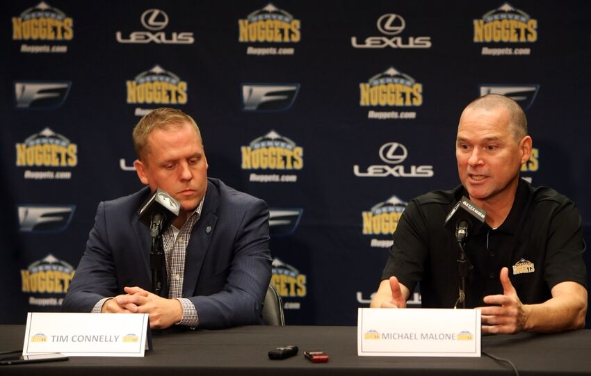 Denver Nuggets No Player Is The Right Player