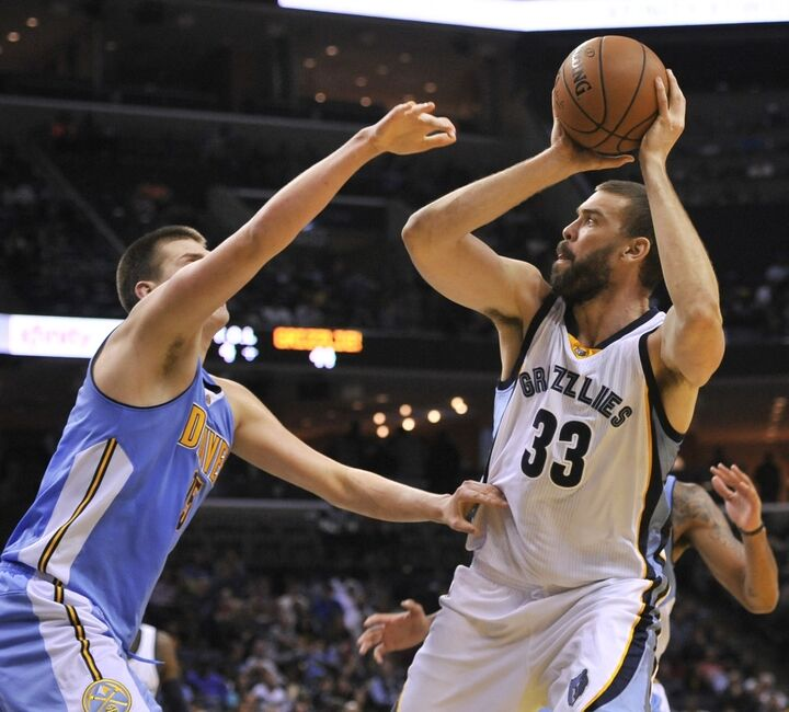 Gasol Buries The Denver Nuggets With Last Second Buzzer Beater