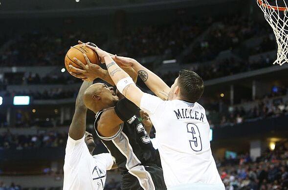 Spurs trade options