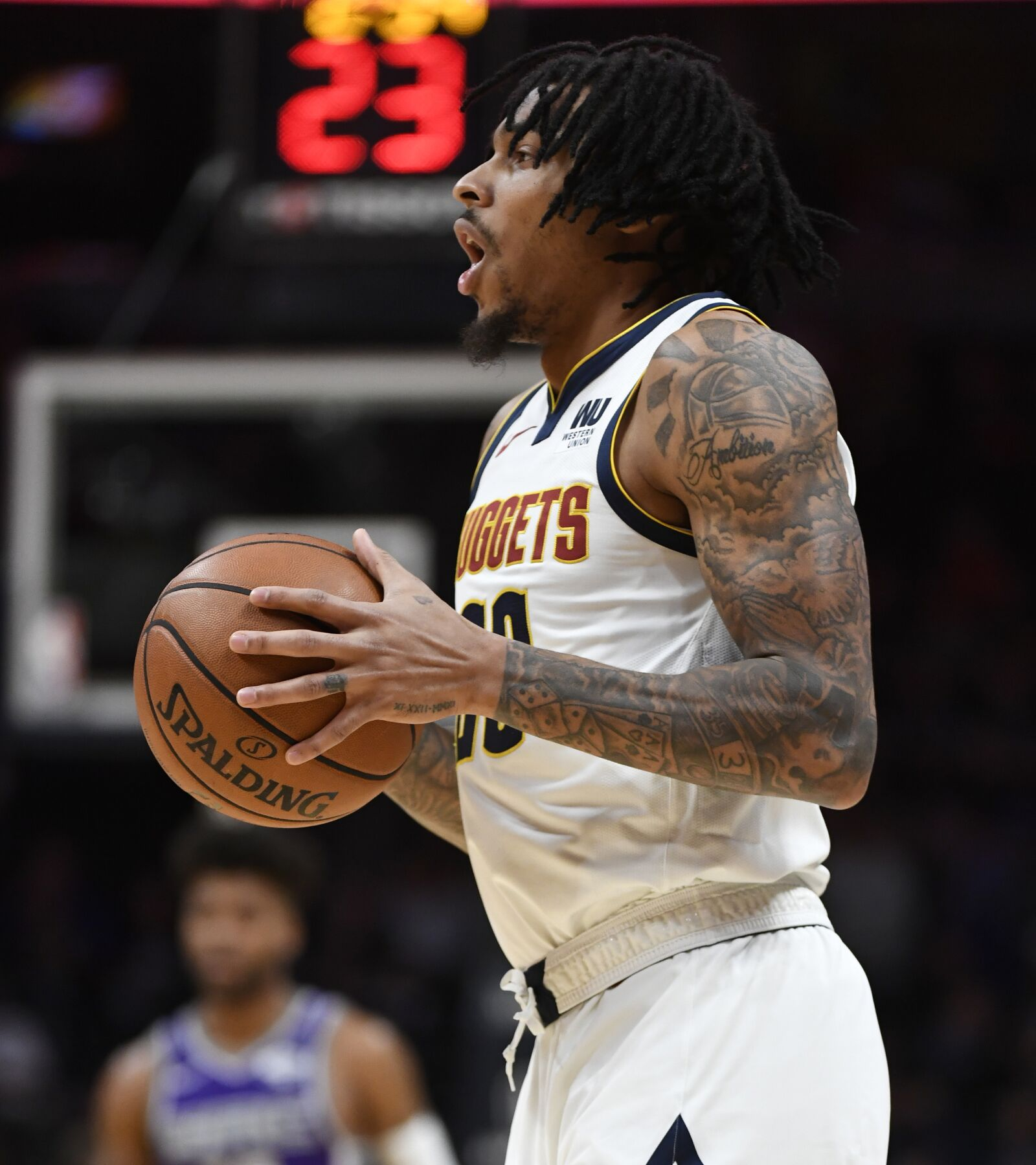 Denver Nuggets Out Pace Sacramento Kings For Fourth