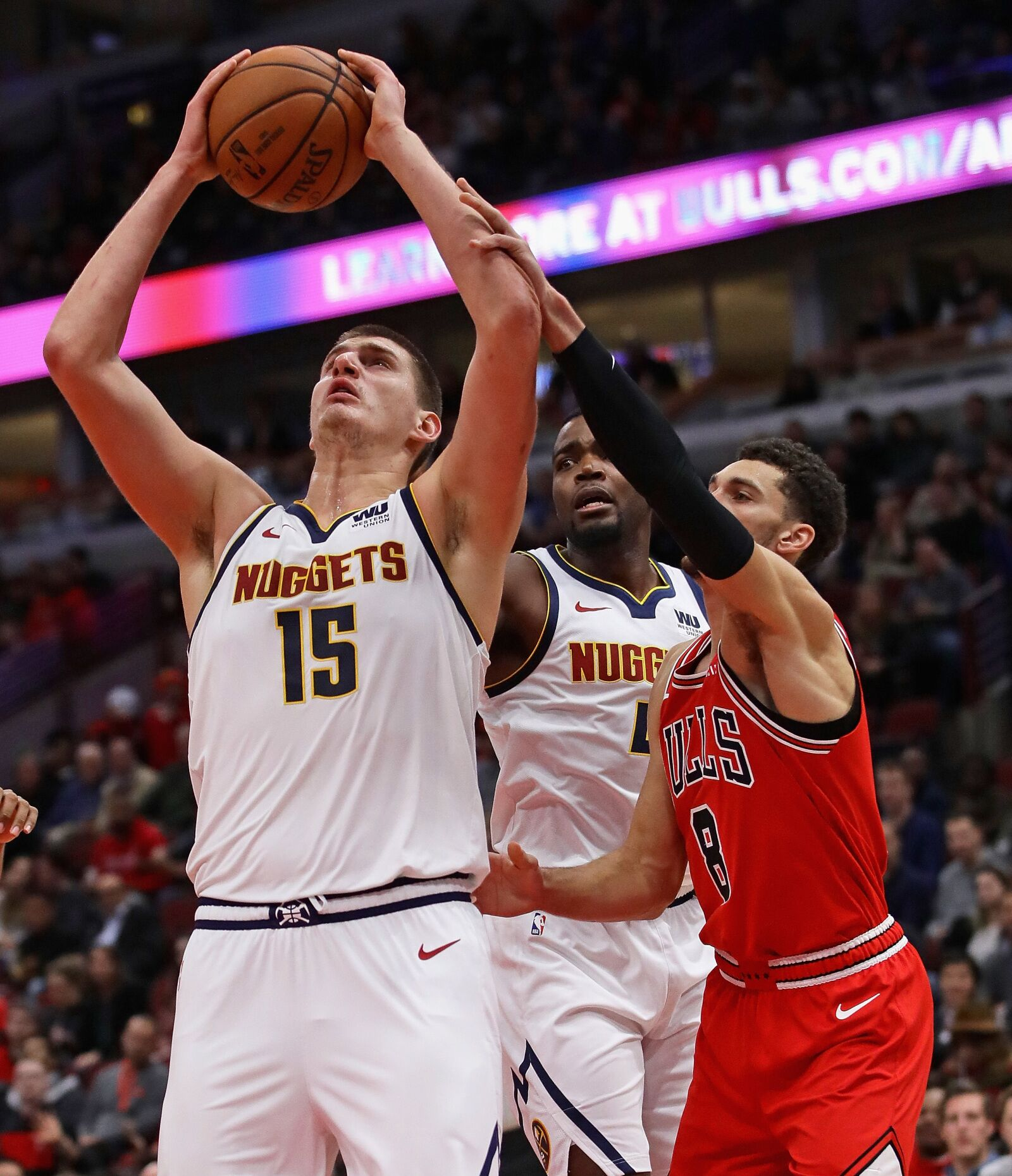 Nuggets Rumors: Denver Nuggets: Player Of The Game In Victory Over Bulls