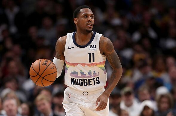 buy online 5f623 3d83e Monte Morris is making a name for himself on the Denver Nuggets
