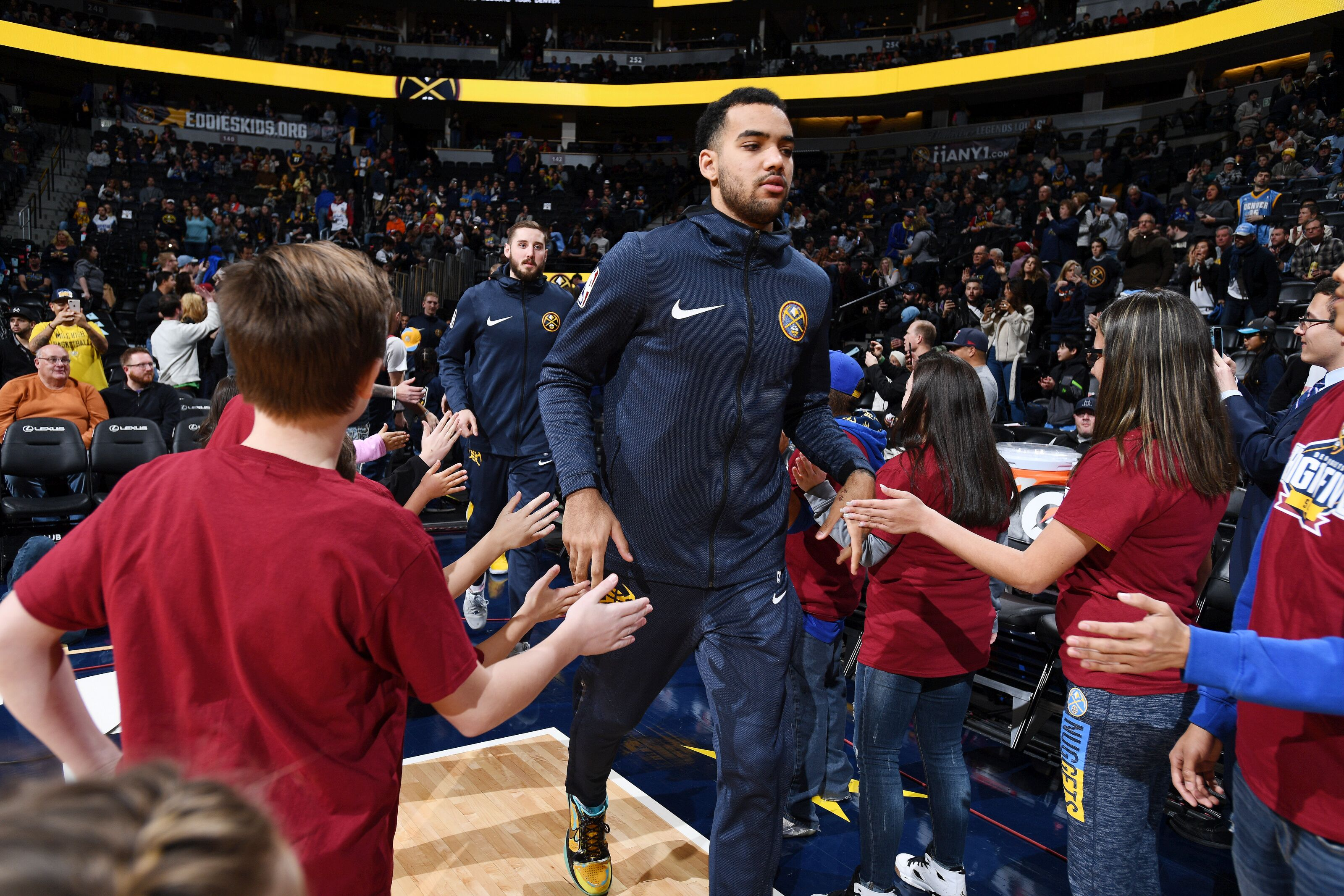 Denver Nuggets: Injury could be the beginning of the end for Trey Lyles