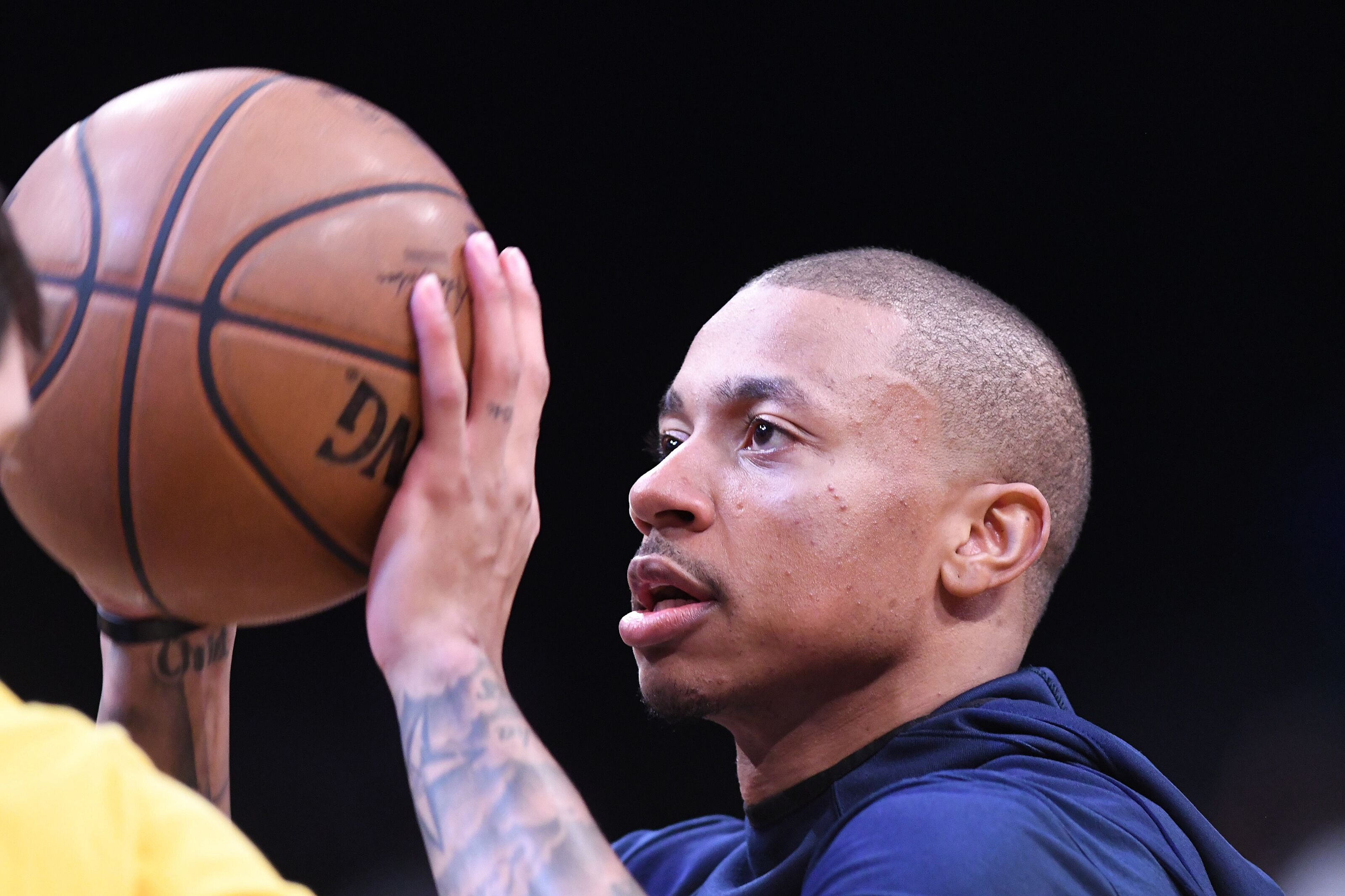Denver Nuggets  Isaiah Thomas to make season debut against Kings f6e4af74c