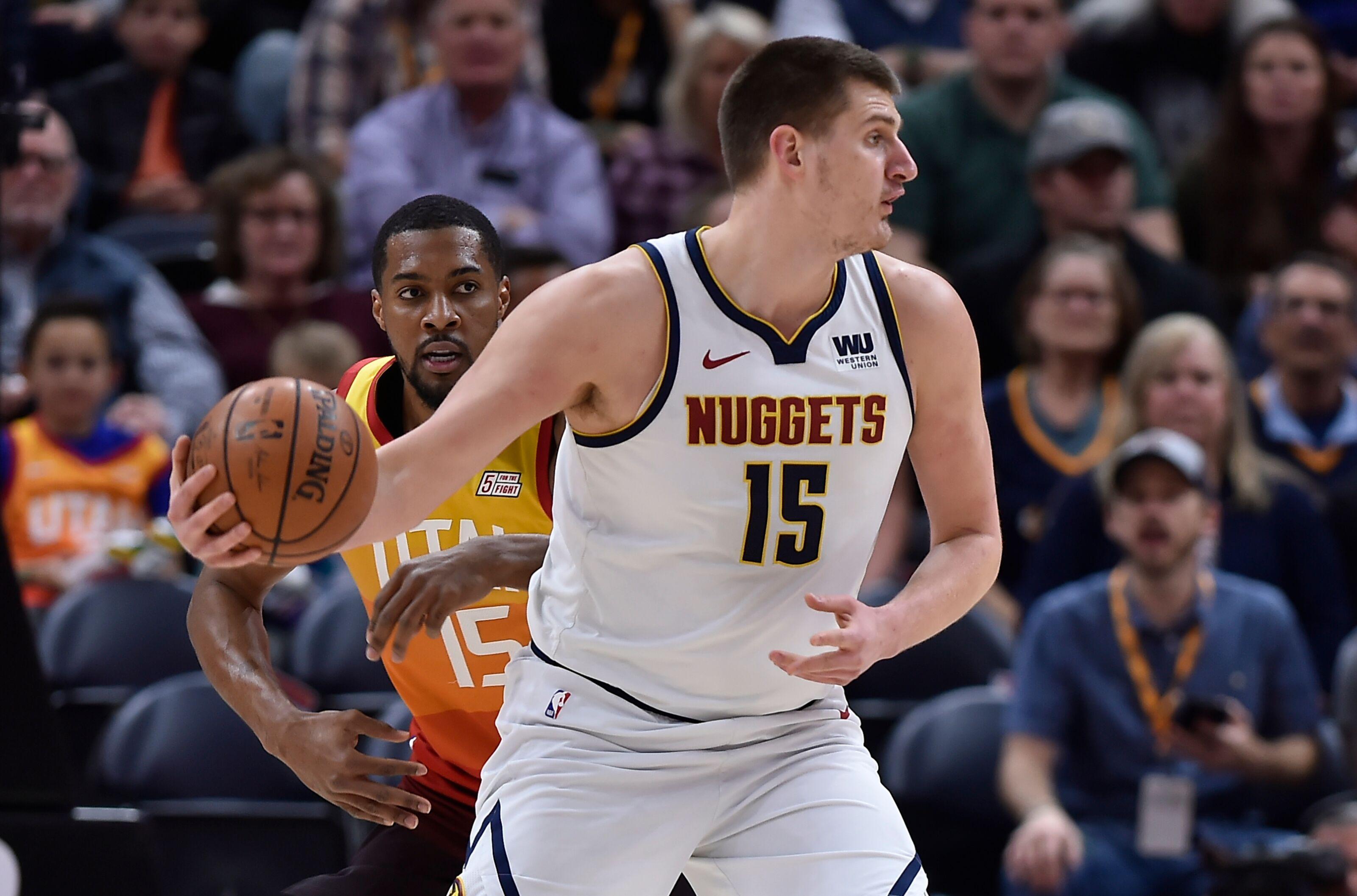 Denver Nuggets: Nikola Jokic Exit interview