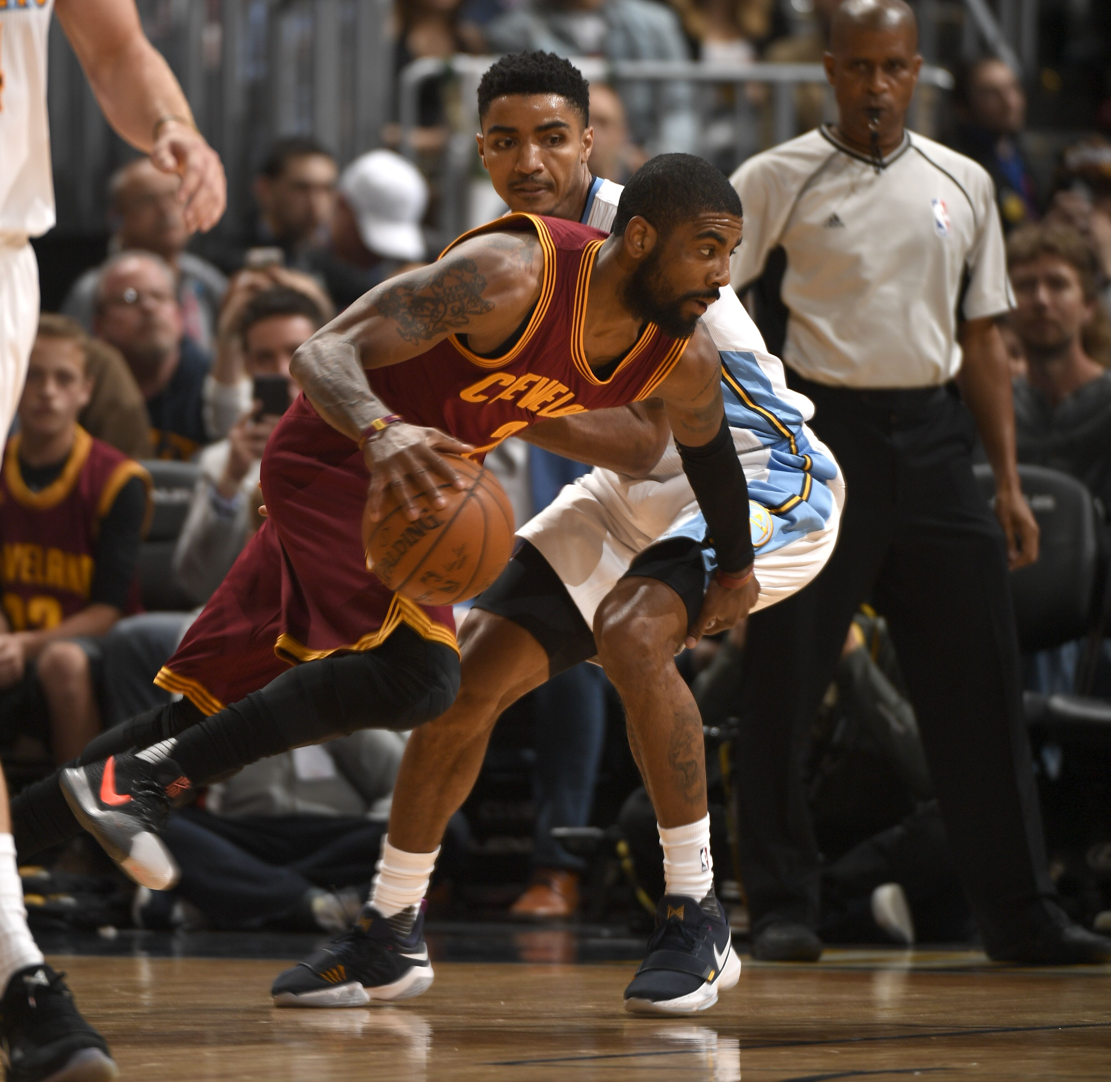Nuggets: How Much Should Denver Trade For Cavaliers' Kyrie