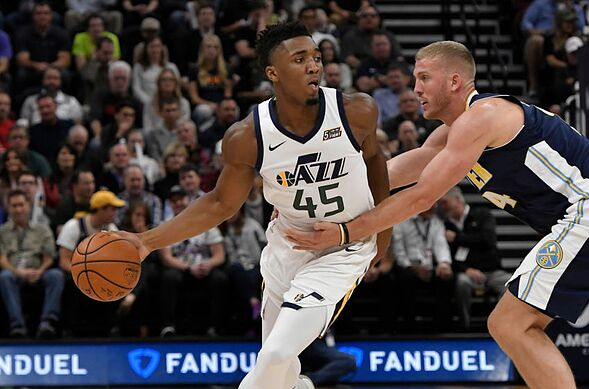 f93b4f1bcd4 Denver Nuggets  Why they shouldn t be upset about trading Donovan Mitchell