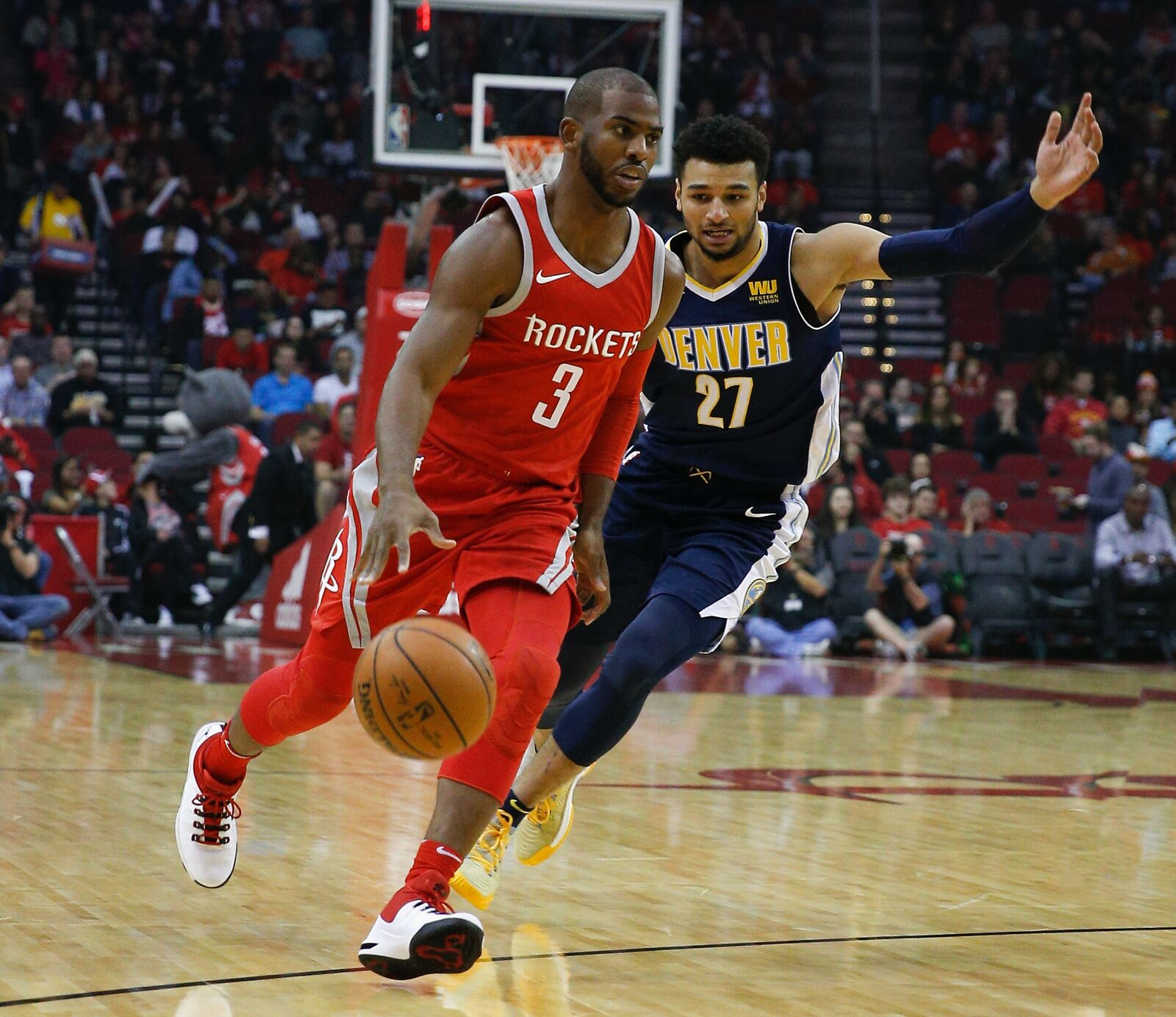 Denver Nuggets Vs. Rockets: Match Up To Watch At Denver