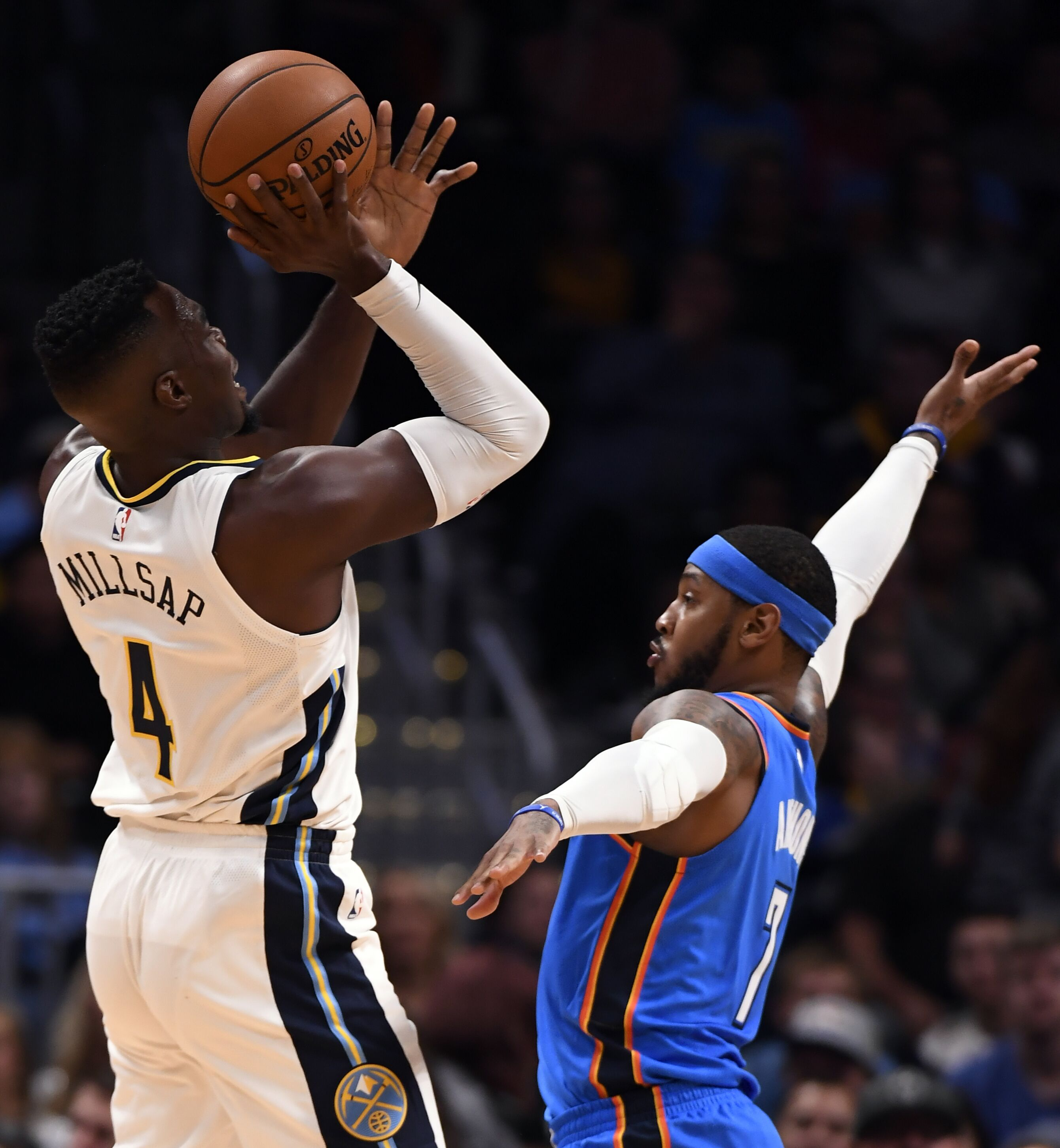 Denver Nuggets Struggling Without Star Power: Paul Millsap May Be In For A Shoot Out With Carmelo Anthony