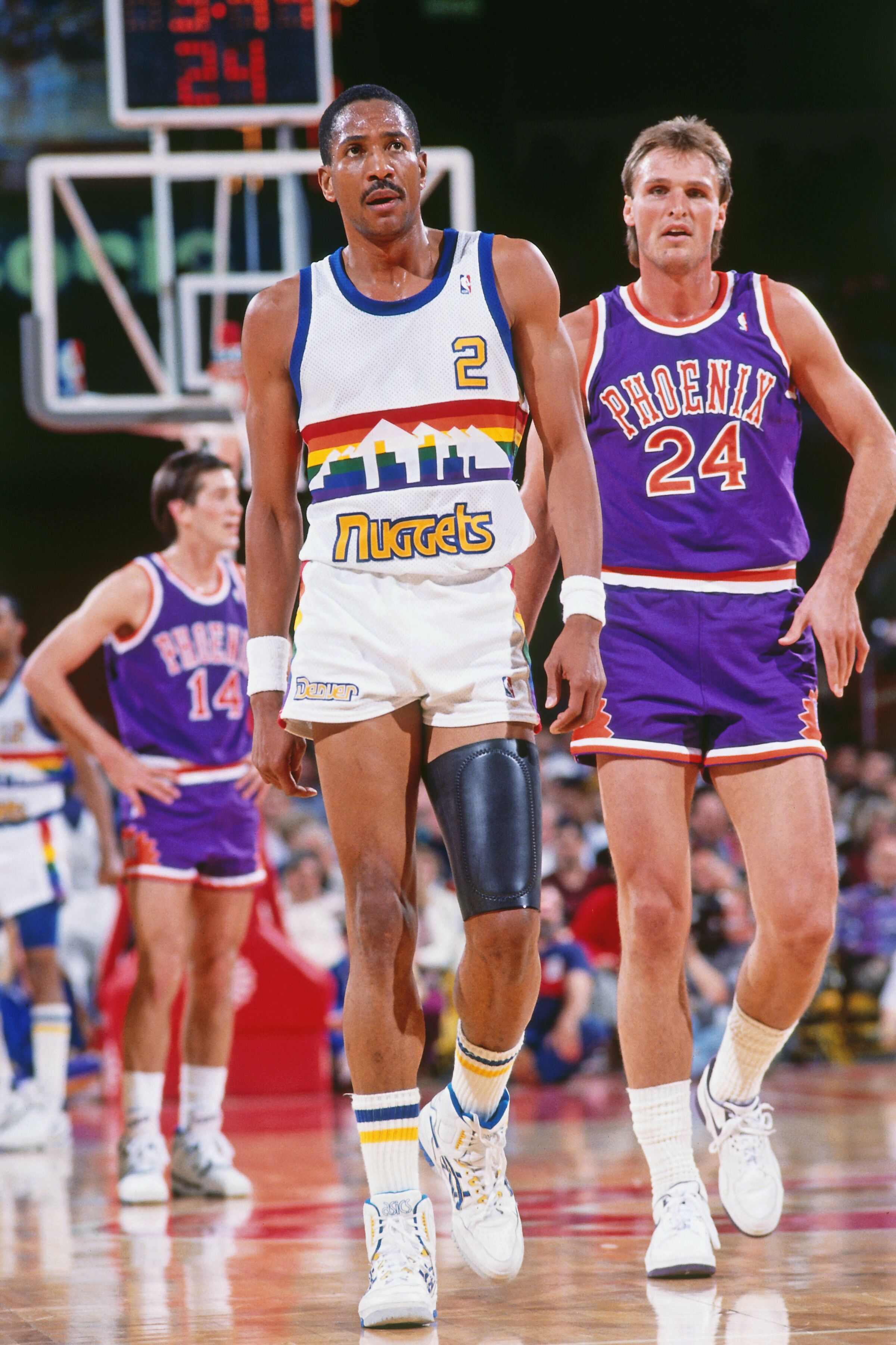 online store 1a0ee 008bf Alex English was a key part for the Nuggets in the 1980's.