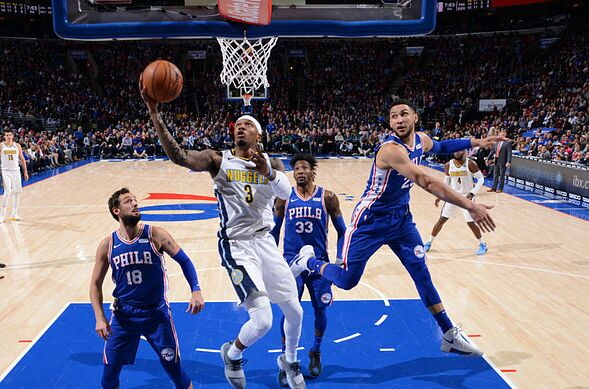 Denver Nuggets  Bold predictions for Torrey Craig this season - Page 2 8a95581db