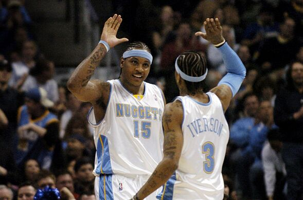 The Denver Nuggets All-Time roster and their talents - Page 3