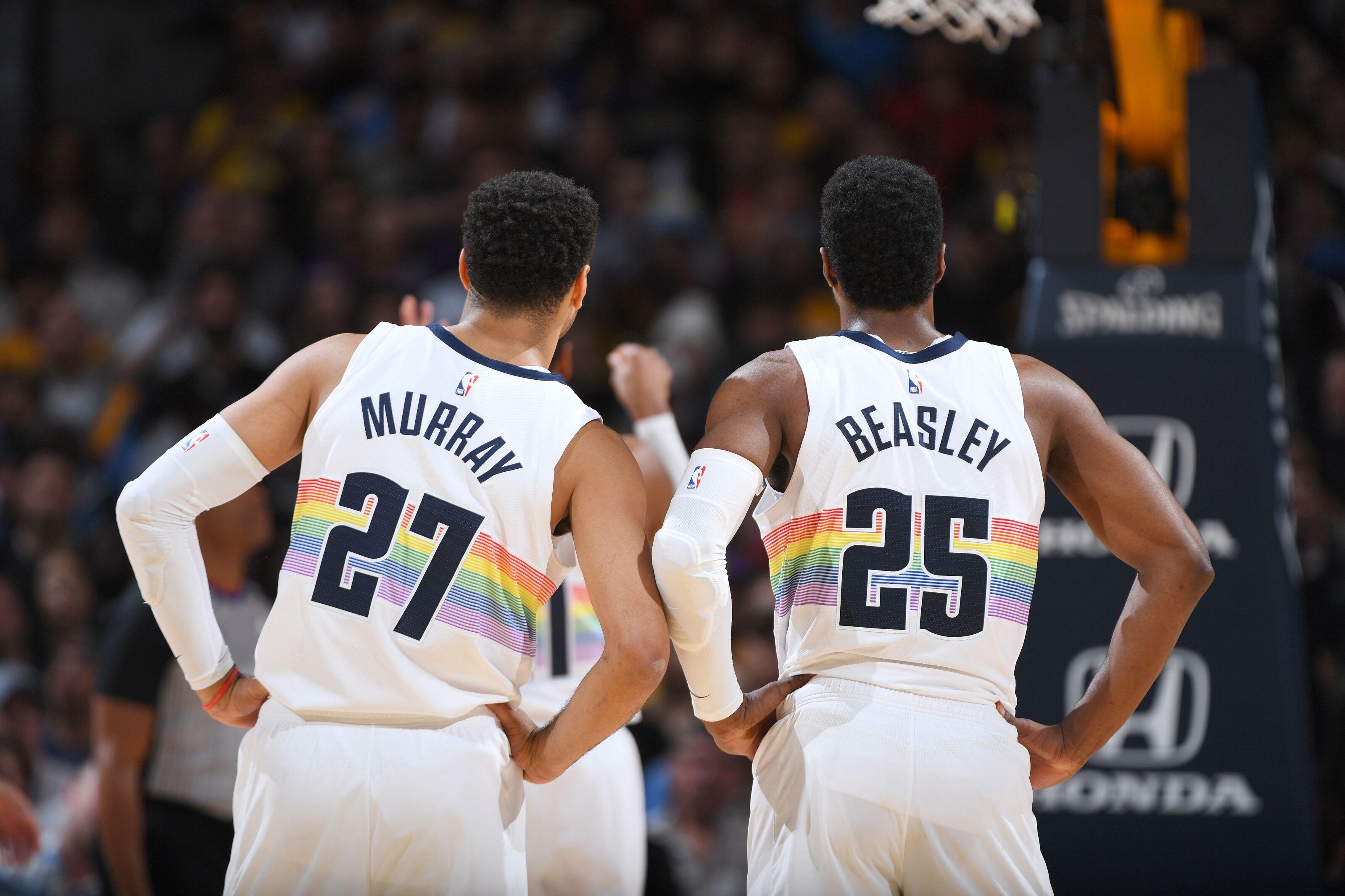 Denver Nuggets vs. Lakers  Player of the game in Denver c1e07e942